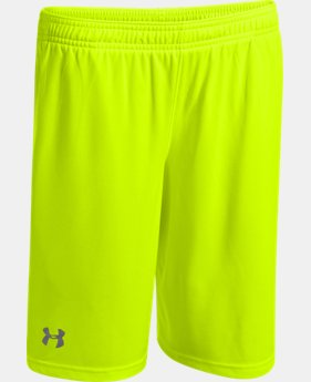 Boys' UA Zinger Shorts LIMITED TIME: FREE U.S. SHIPPING 1 Color $14.99