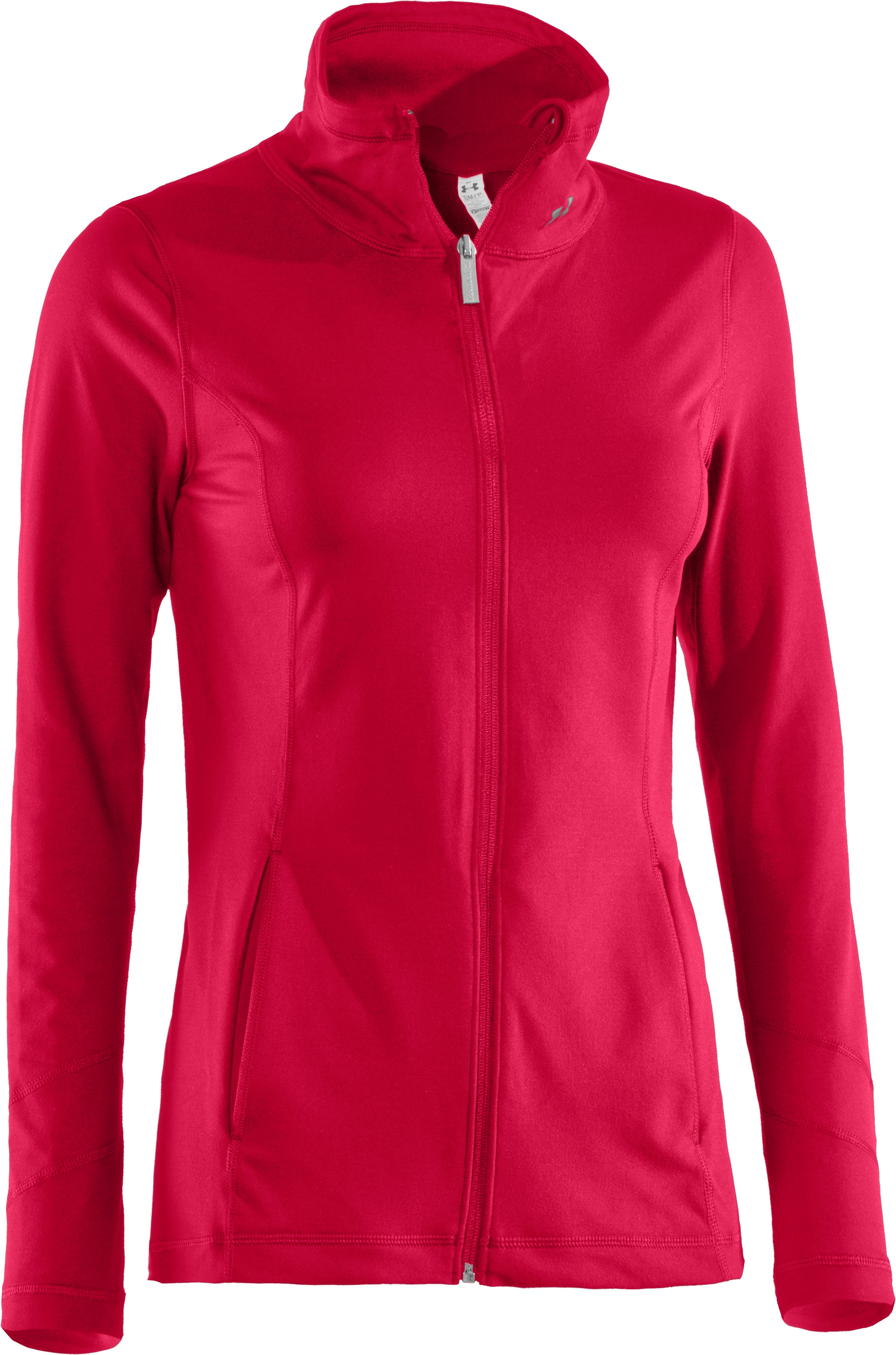 Women's UA Perfect Jacket, KNOCK OUT