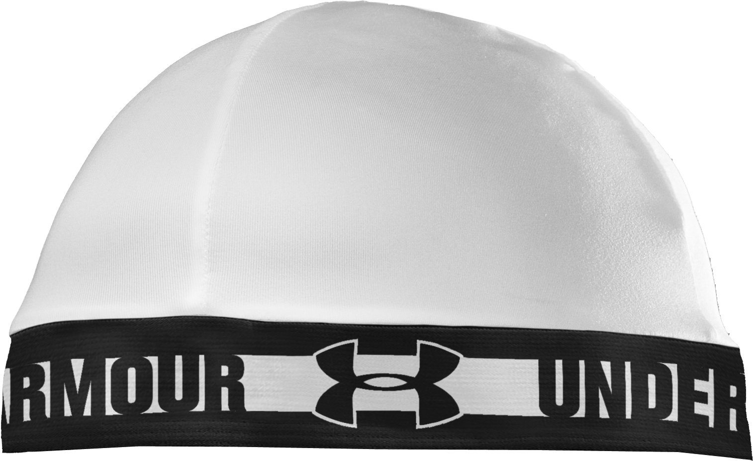 Men's UA Original Skull Cap, White, zoomed image