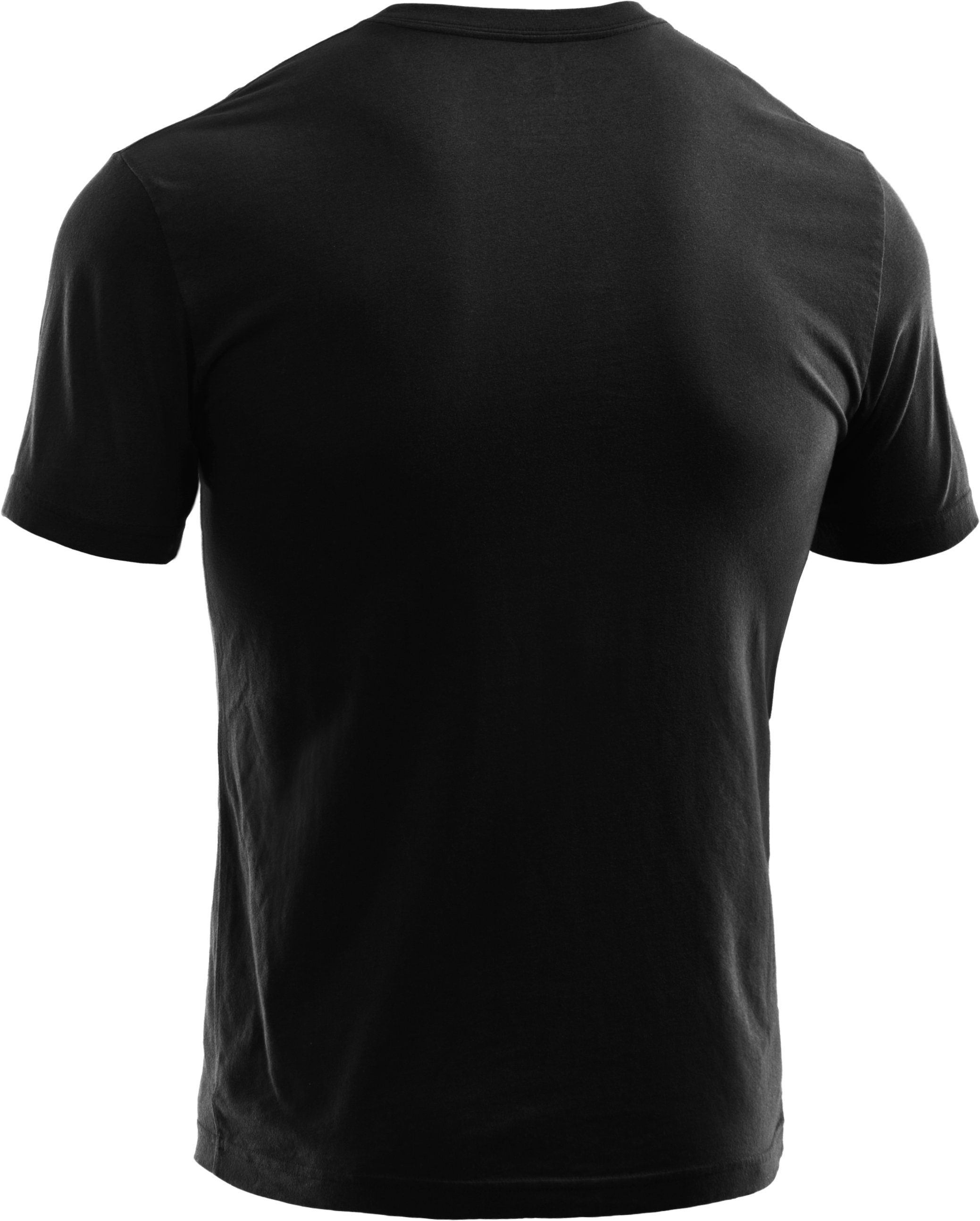 Men's UA C1N T-Shirt, Black