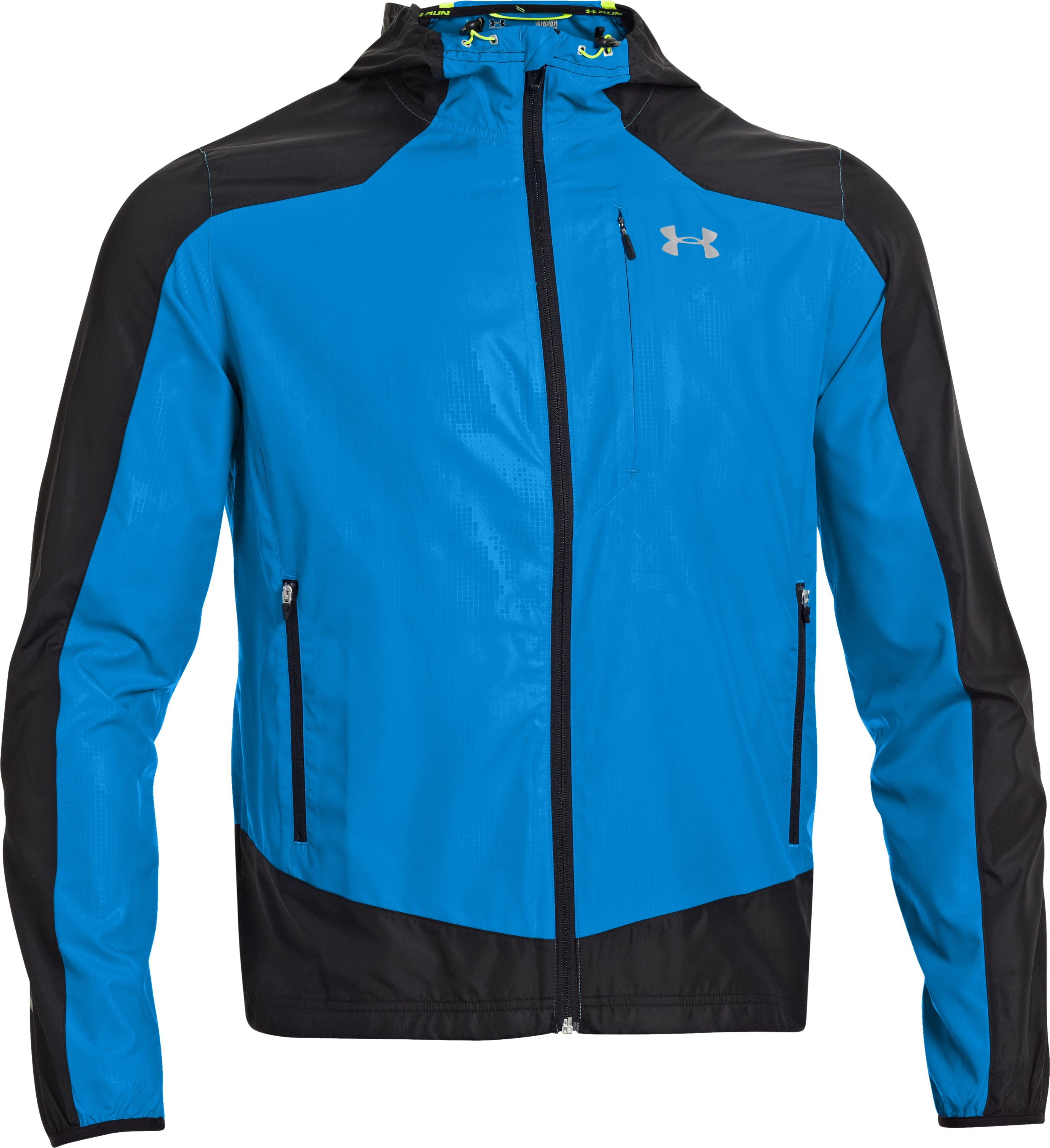 Men's UA Storm Imminent Run Jacket, Black