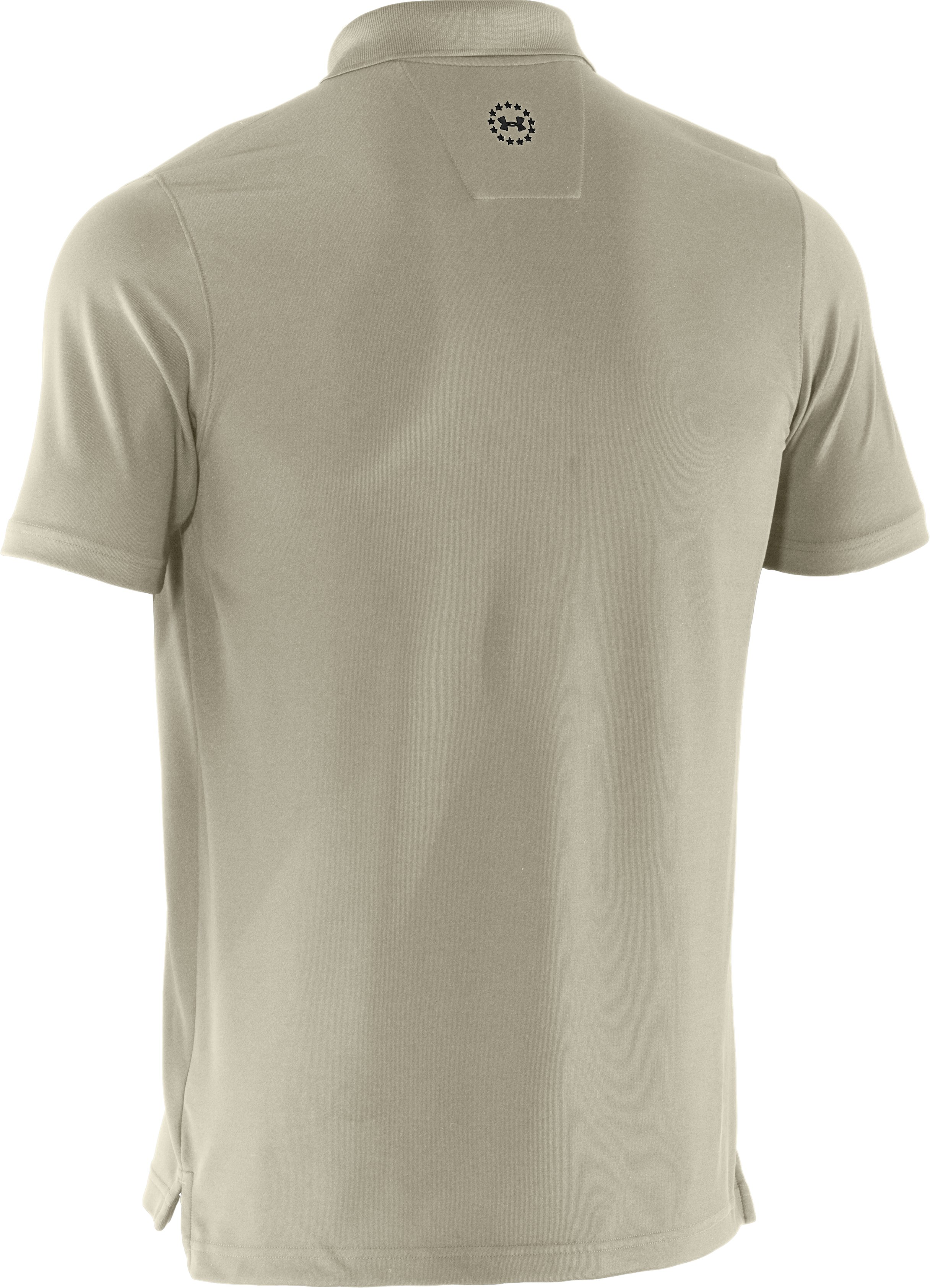 Men's UA WWP Performance Polo, Desert Sand, undefined