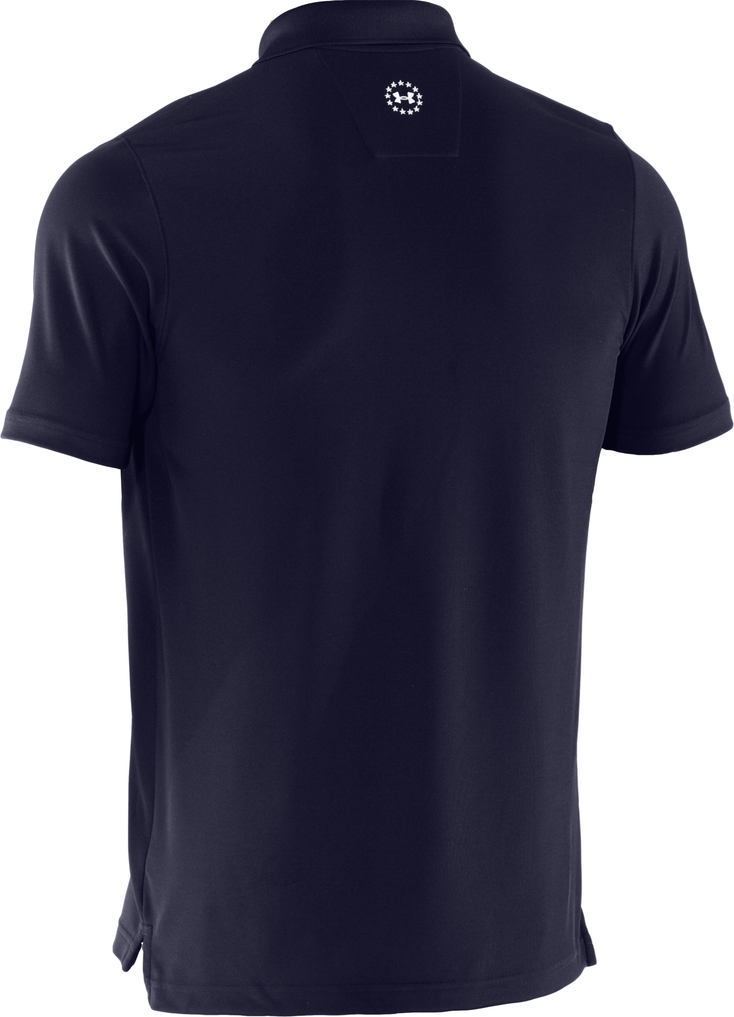 Men's UA WWP Performance Polo, Midnight Navy,
