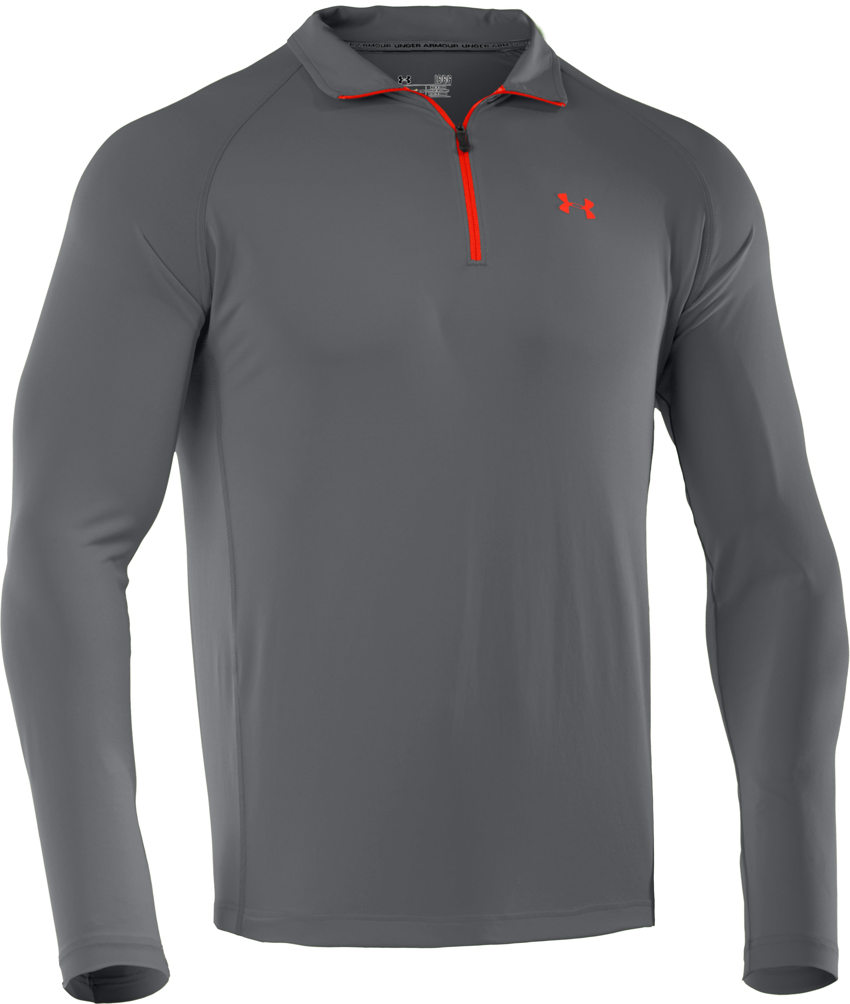 Men's UA Golf Lightweight ¼ Zip, Graphite