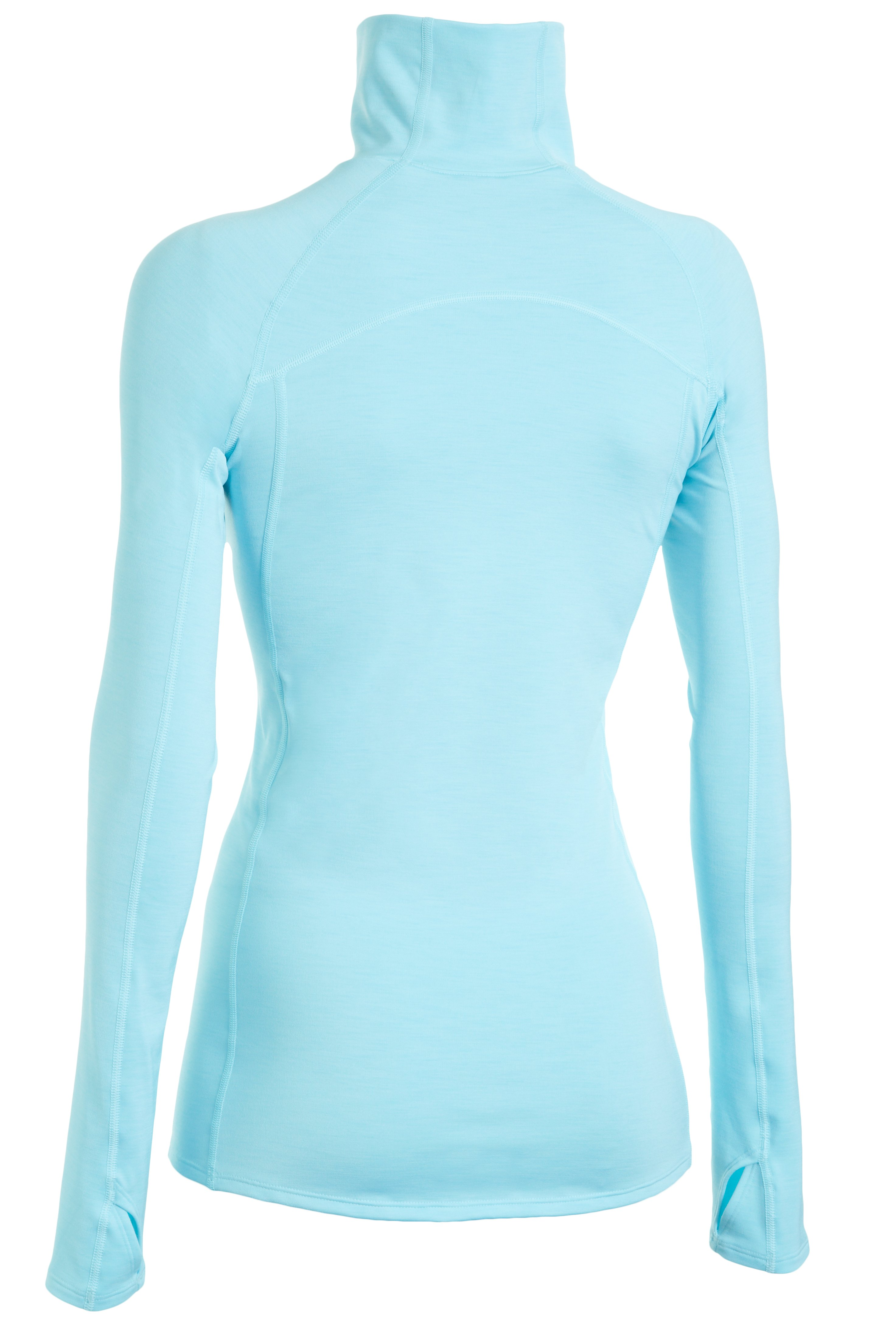 Women's UA ColdGear® Cozy Neck Long Sleeve , Tobago, undefined