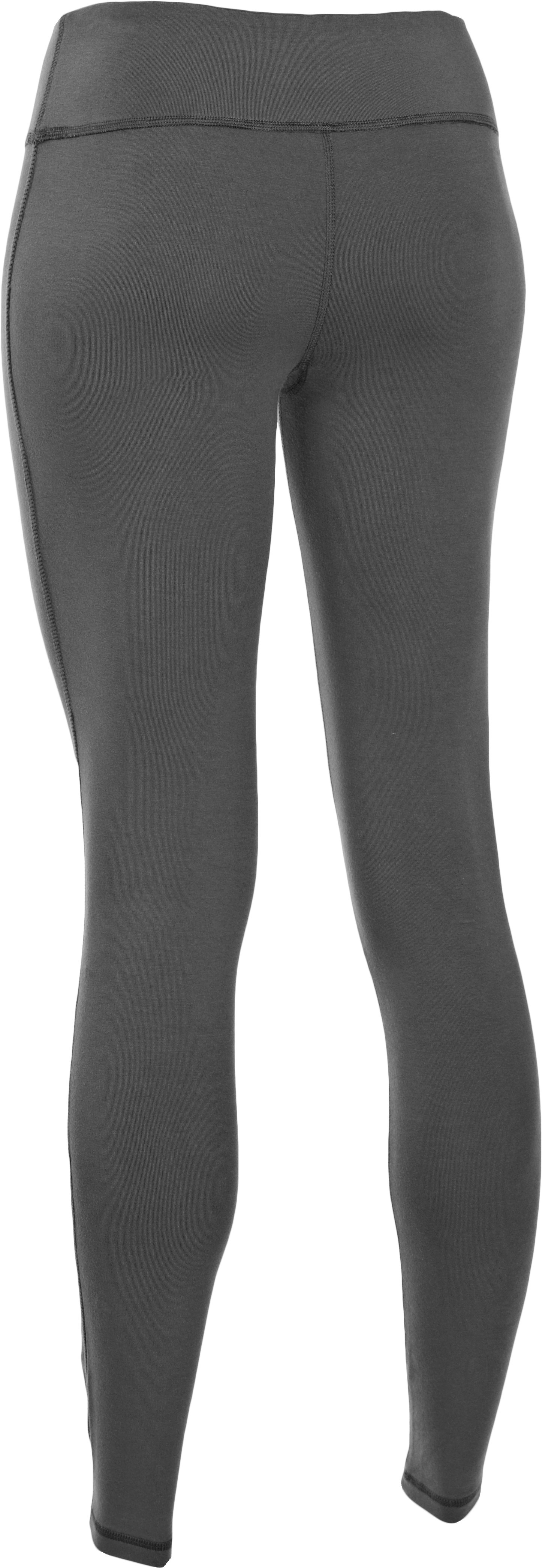 "Women's Charged Cotton® Ultimate 28"" Legging, Lead"