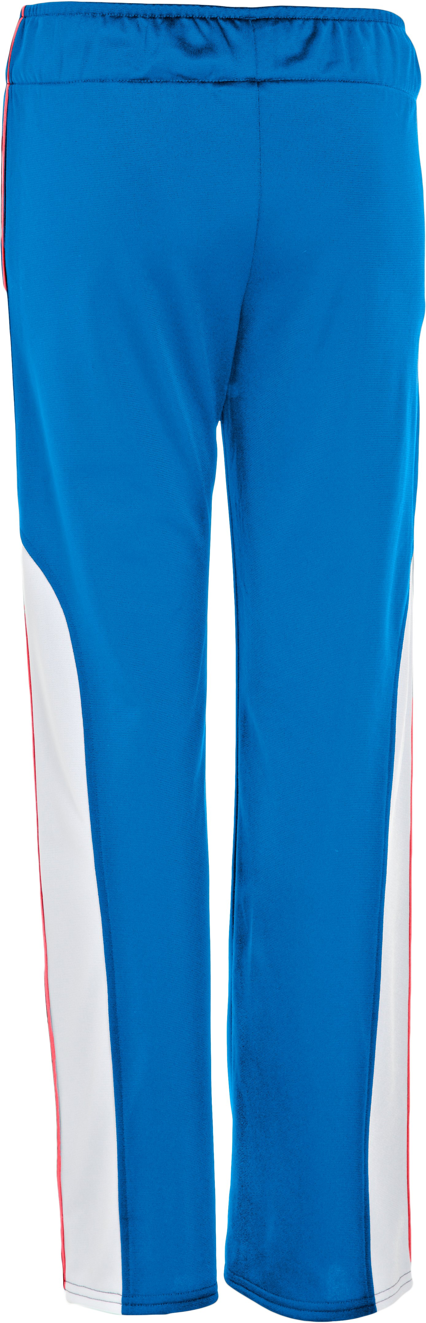 Girls' UA Icon Pant, ELECTRIC BLUE