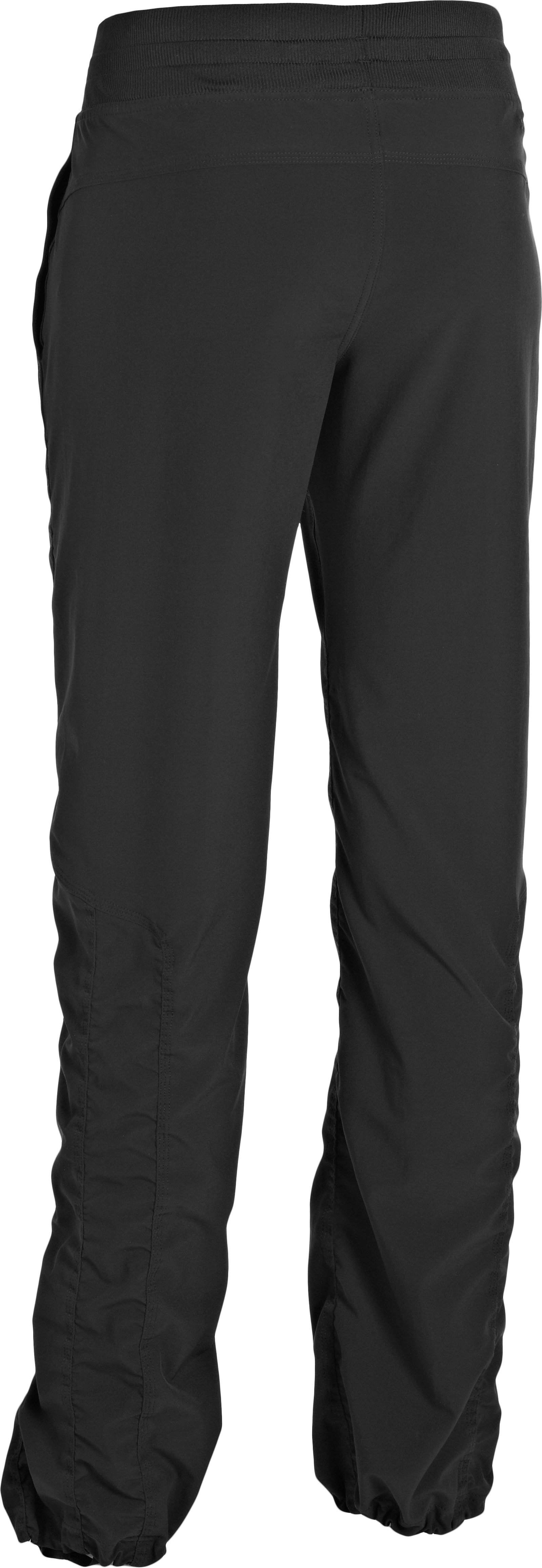"Women's UA Icon 32"" Pant, Black ,"