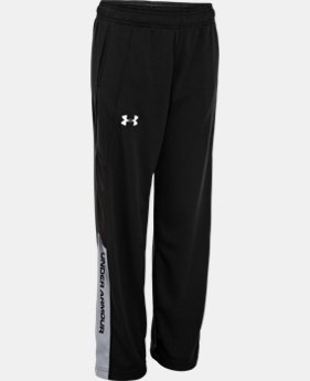 Boys' UA Hero Warm-Up Pants   $17.99