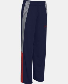 Boys' UA Hero Warm-Up Pants LIMITED TIME: FREE U.S. SHIPPING 1 Color $16.49 to $22.99