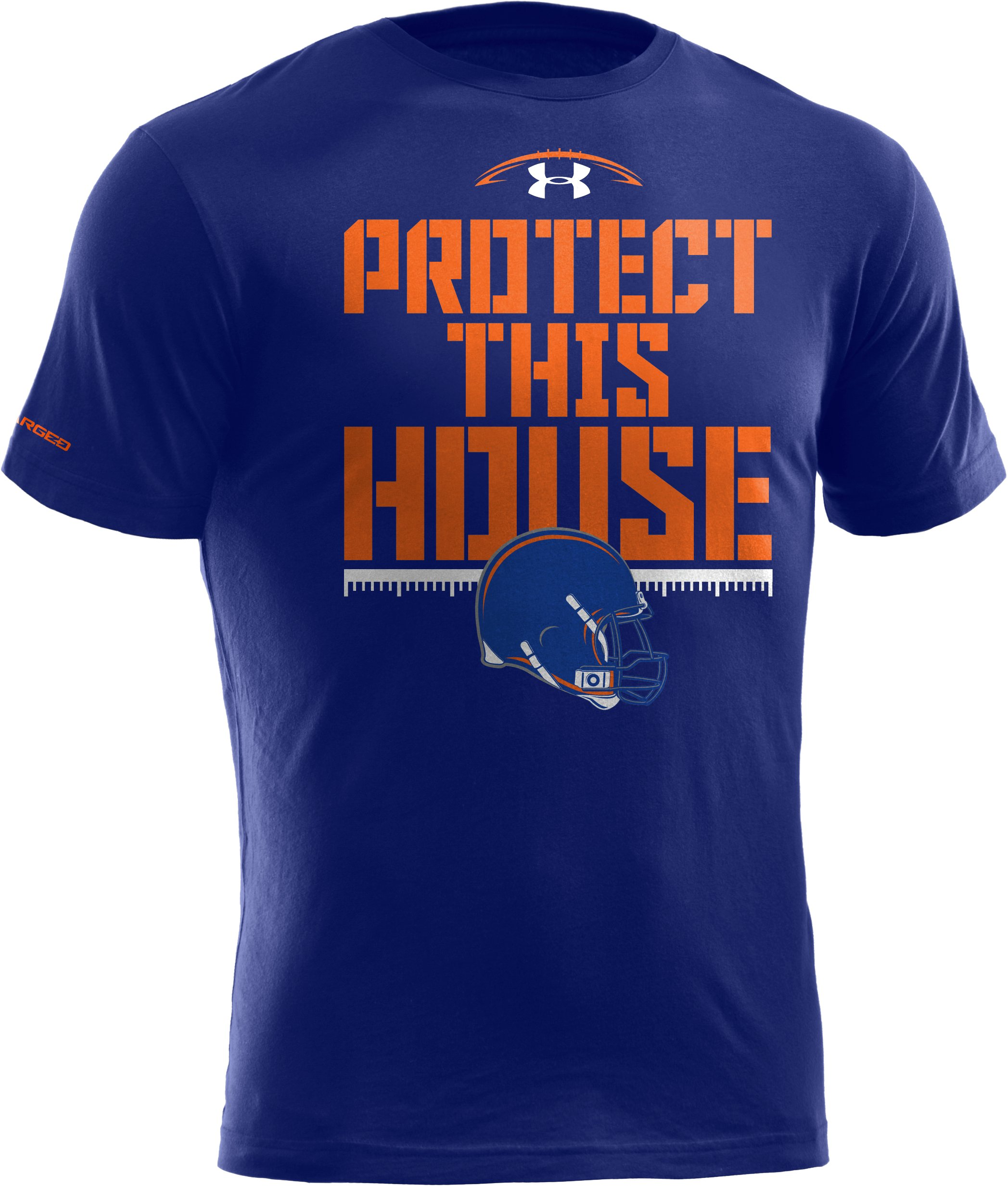 Boys' UA Protect This House® T-Shirt, Royal, zoomed image