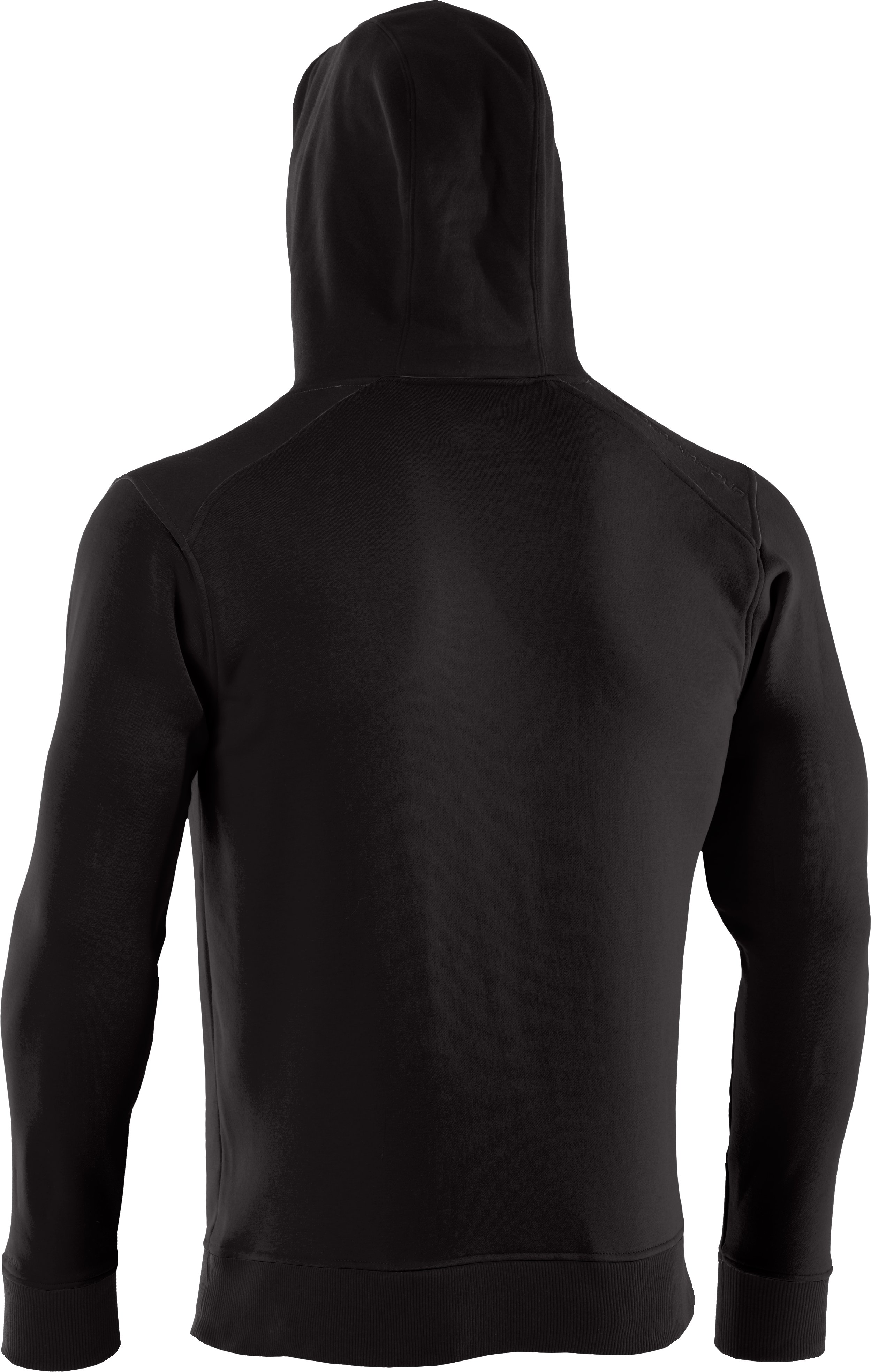 Men's Charged Cotton® Storm Hoodie, Black