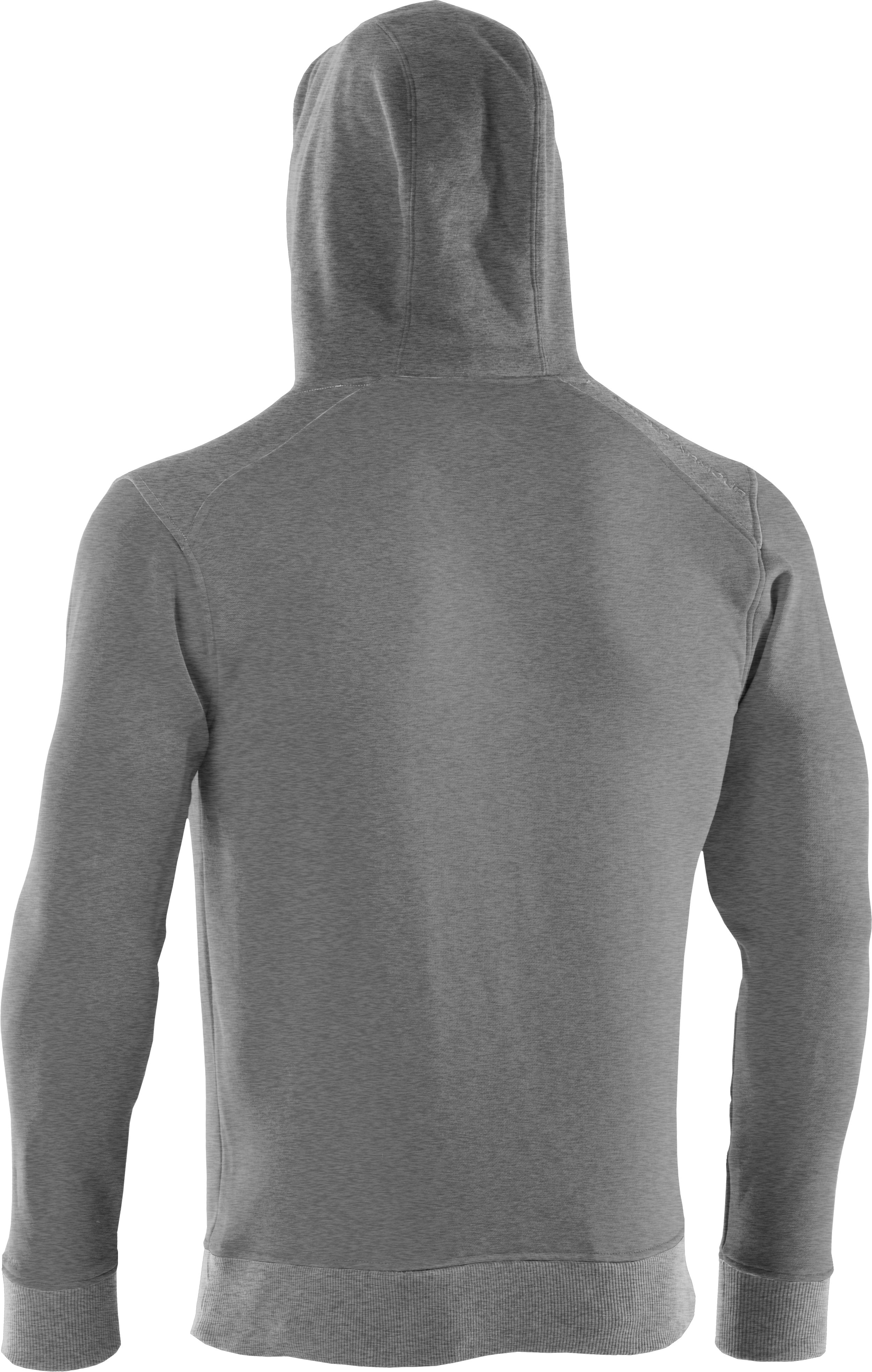 Men's Charged Cotton® Storm Hoodie, True Gray Heather