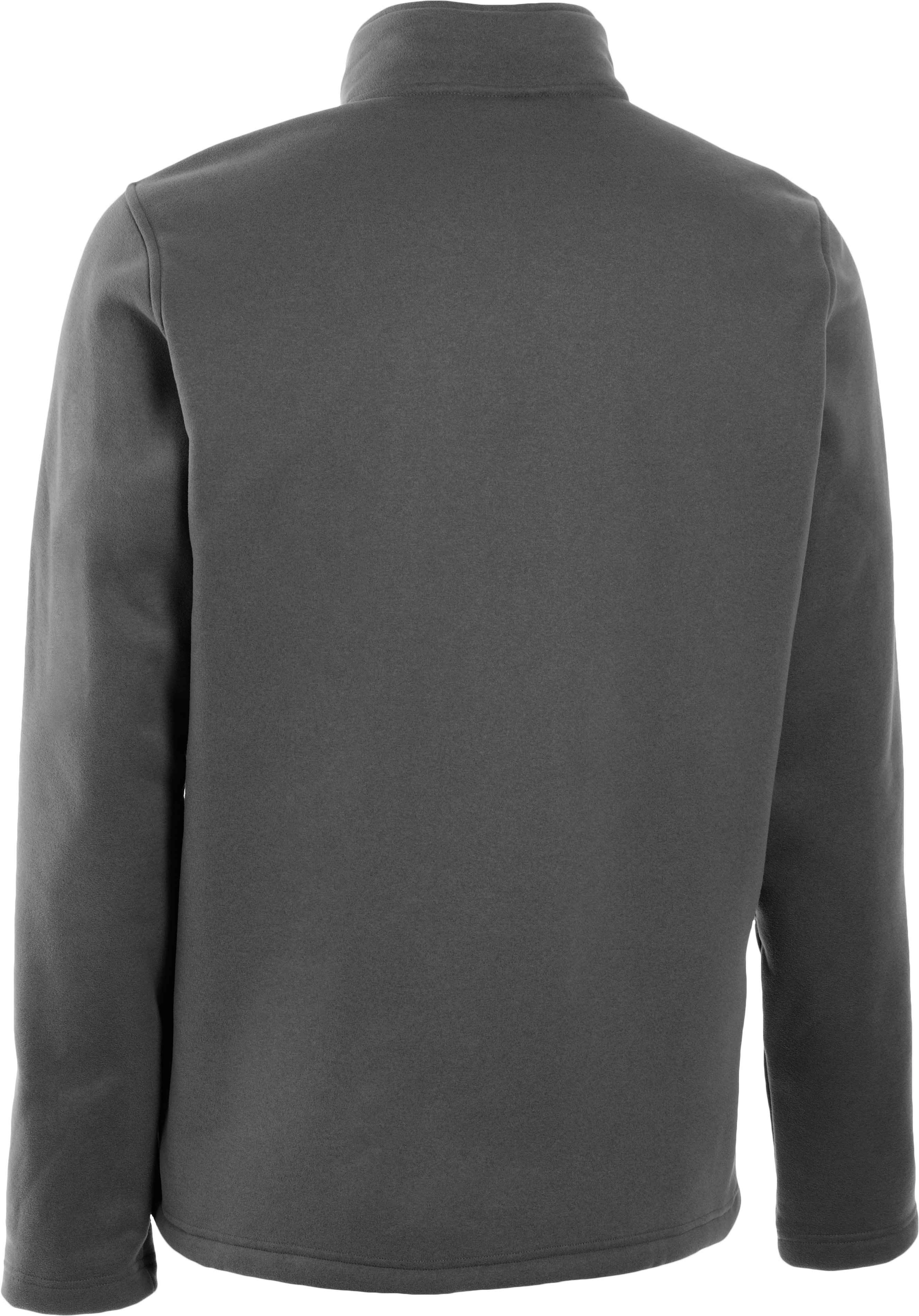 Men's Extreme ColdGear® Lite Fleece ¼ Zip, Graphite,