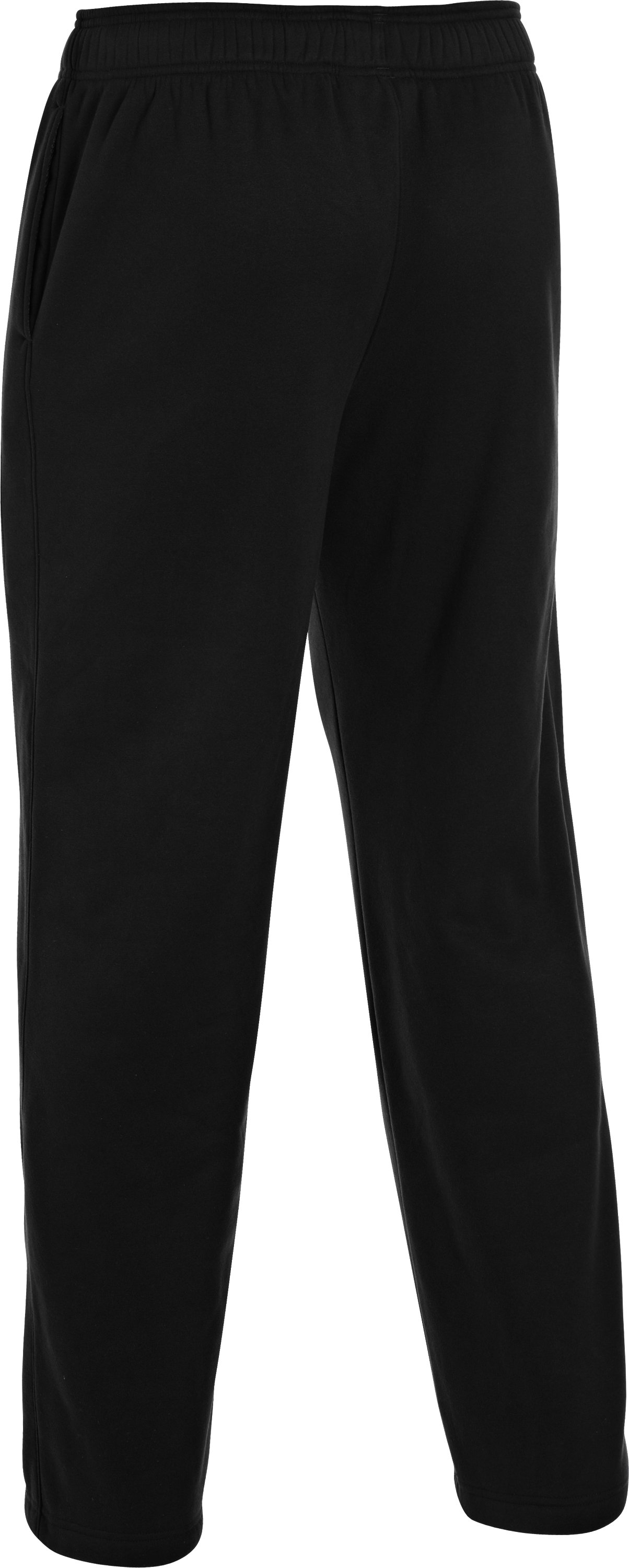 Men's Extreme ColdGear® Lite Fleece Pants, Black