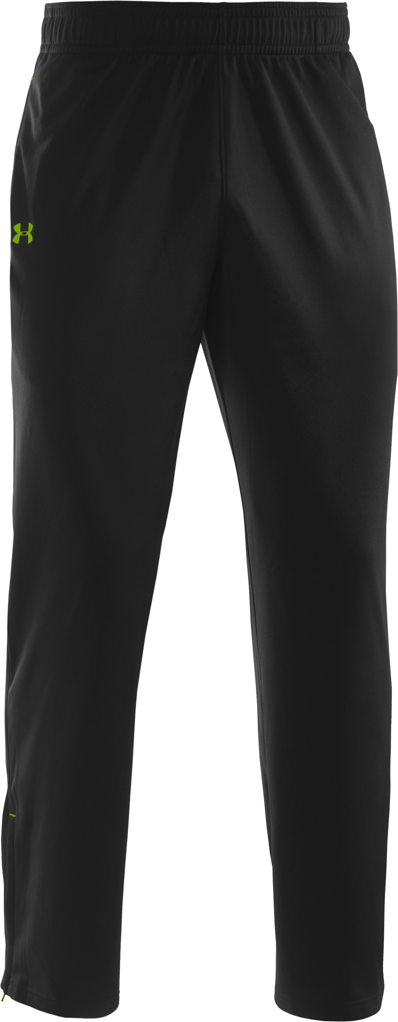 Men's UA Brawn Warm-Up Pants, Black