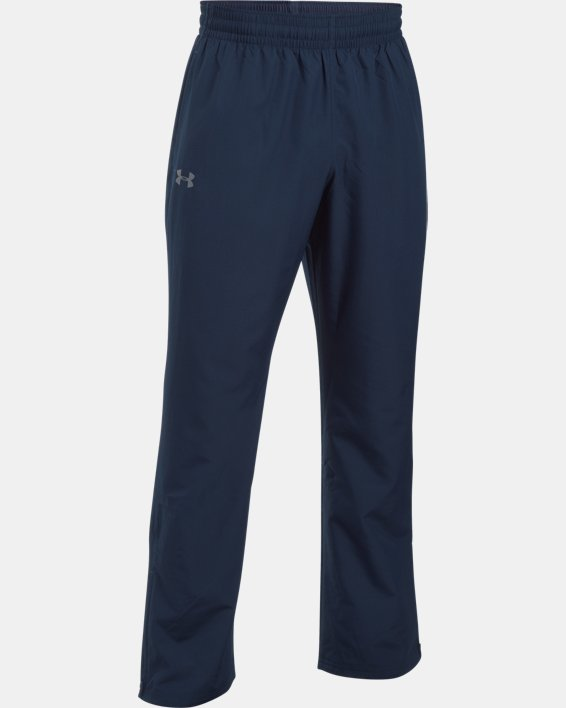 Men's UA Vital Warm-Up Pants, Navy, pdpMainDesktop image number 6