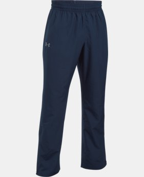 Best Seller Men's UA Vital Warm-Up Pants  1  Color Available $34.99