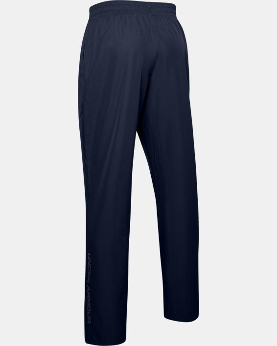 Men's UA Vital Warm-Up Pants, Navy, pdpMainDesktop image number 5