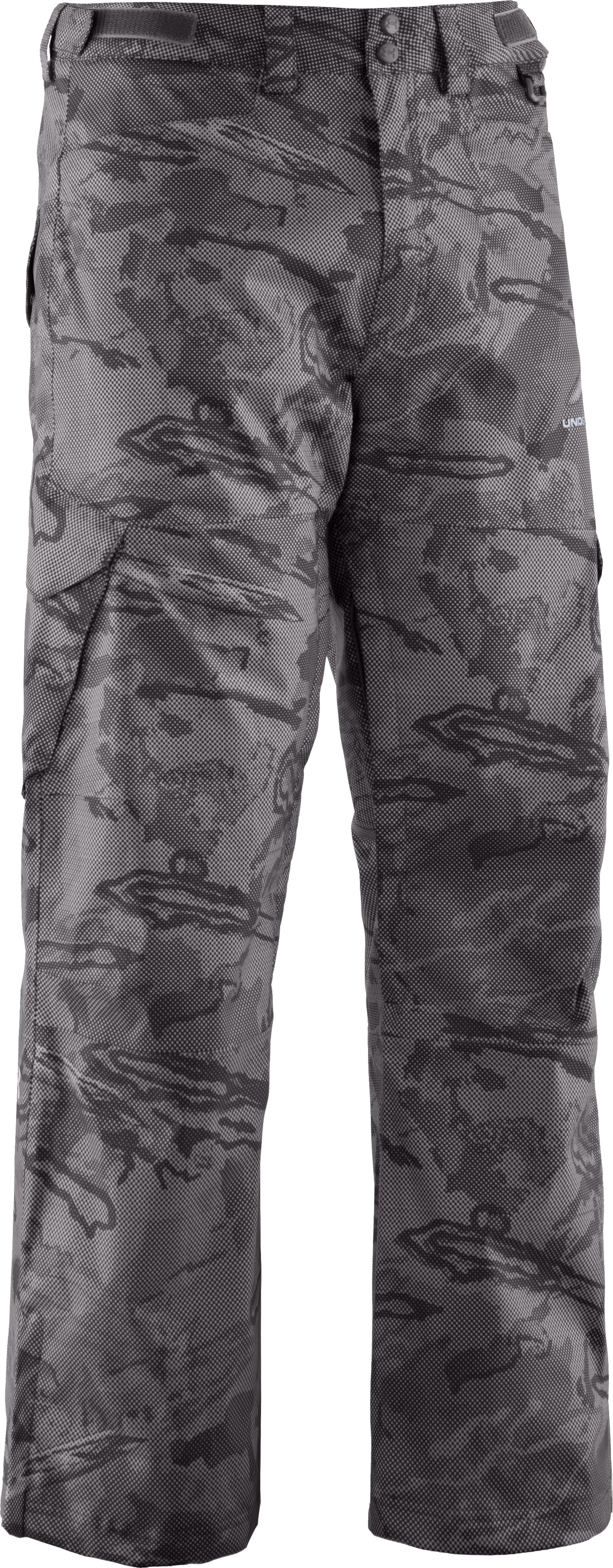 Men's ColdGear® Infrared Snocone Pants, Charcoal