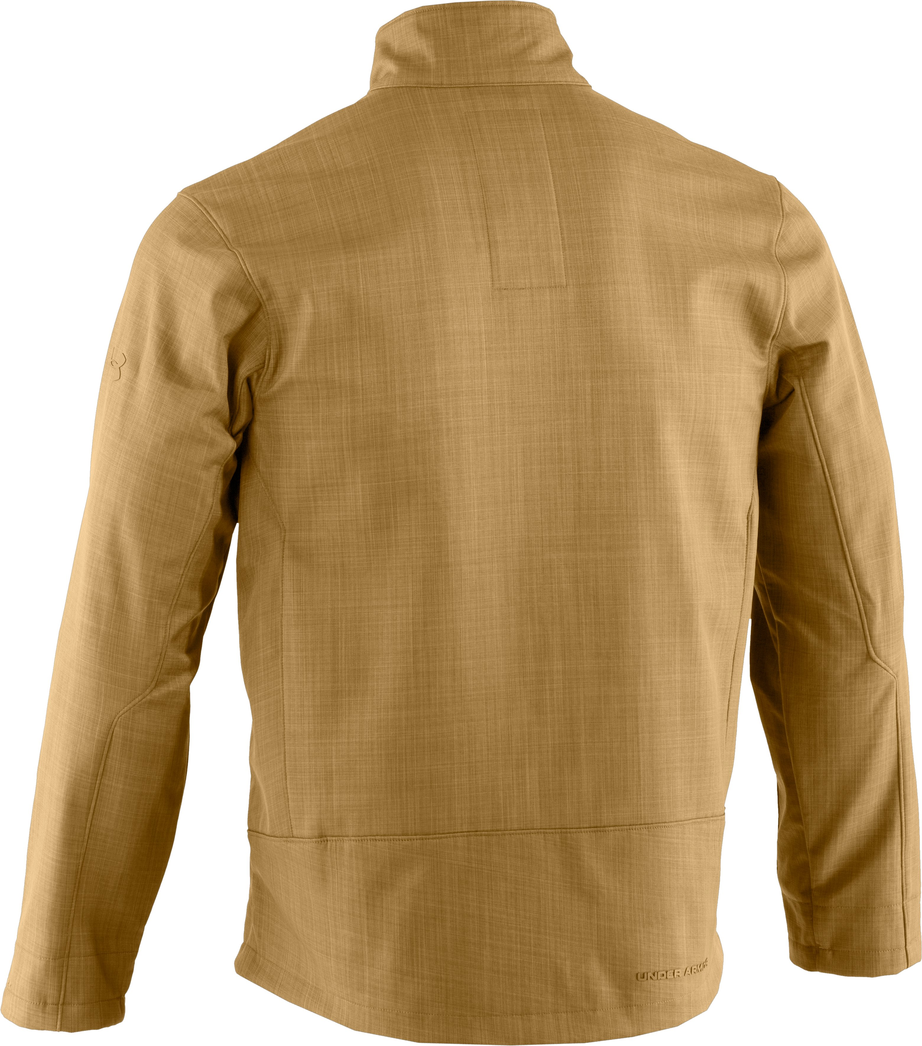 Men's ColdGear® Infrared Radar Softshell, DEER HIDE