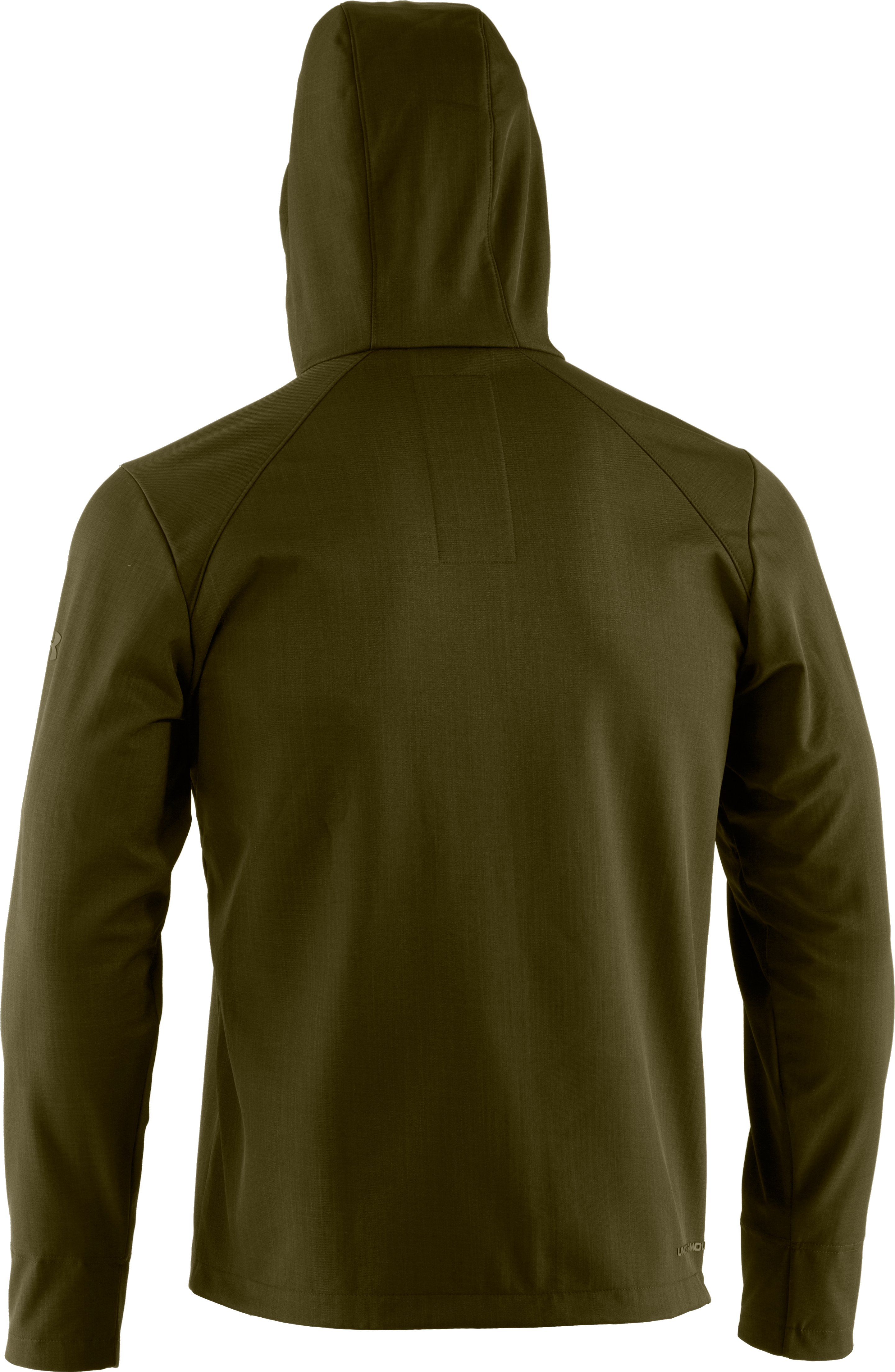 Men's ColdGear® Infrared Receptor Softshell, GREENHEAD