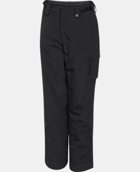 Boys' ColdGear® Infrared Hacker Pants  1 Color $86.99
