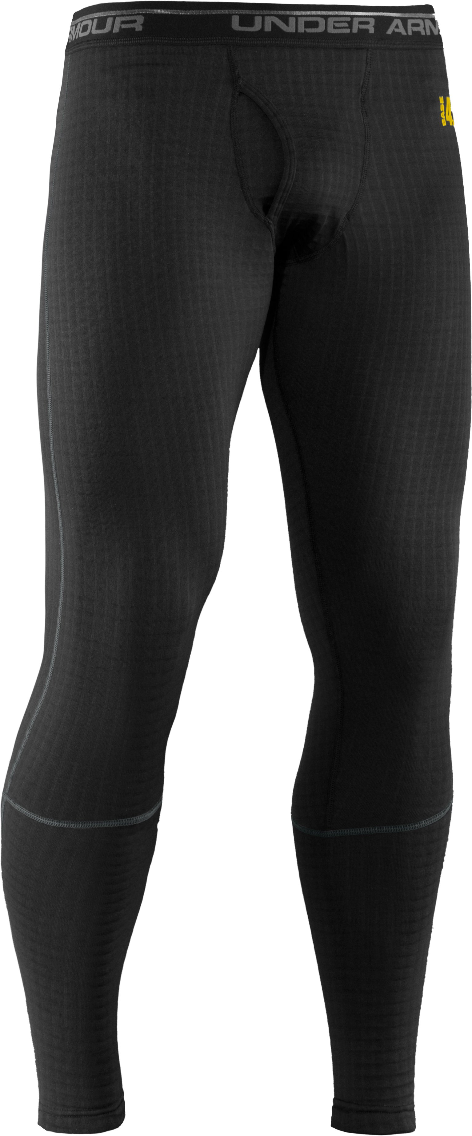 Men's UA Base™ 4.0 Leggings, Black ,