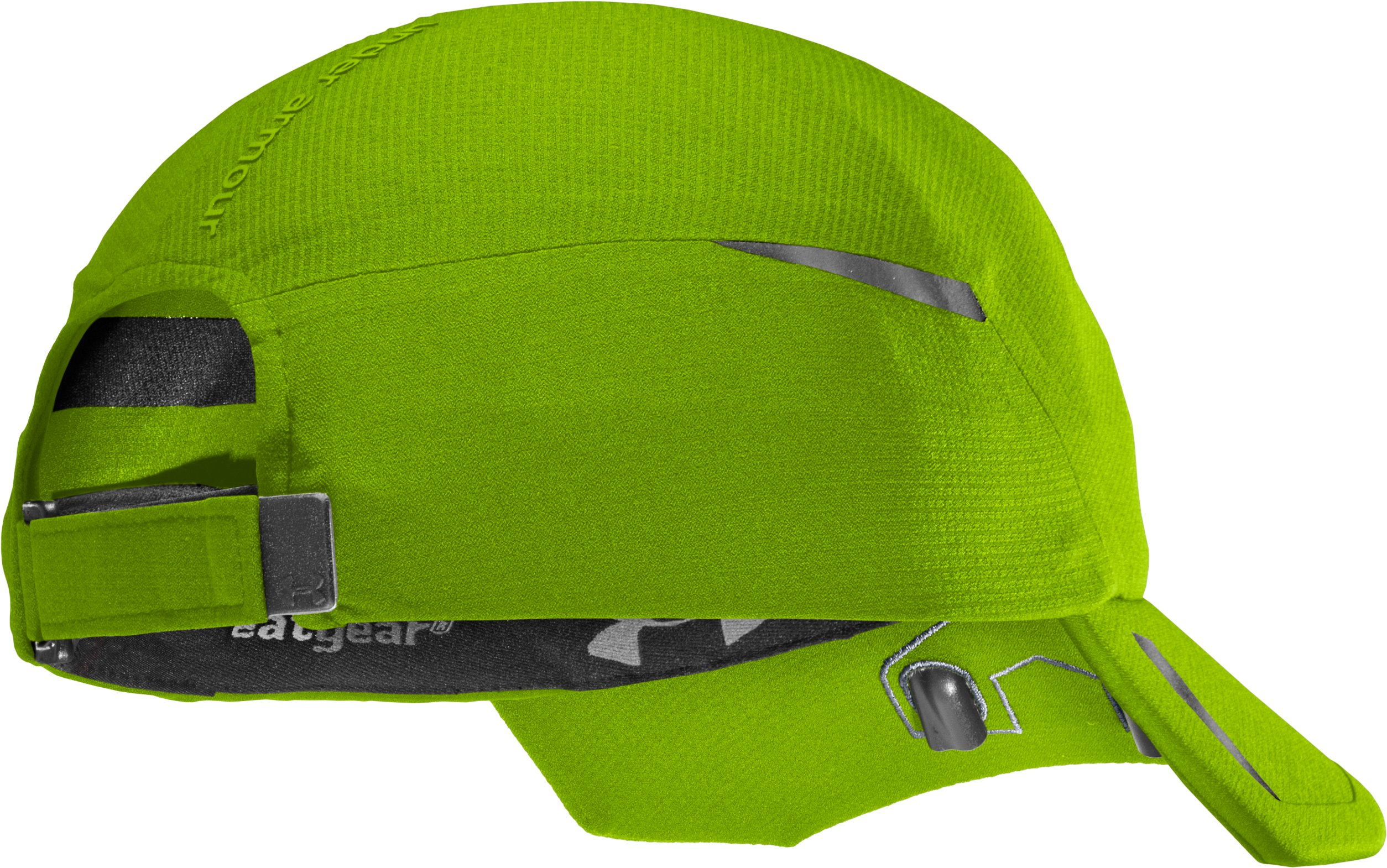 Women's UA Qualifier Lighted Hat, HYPER GREEN