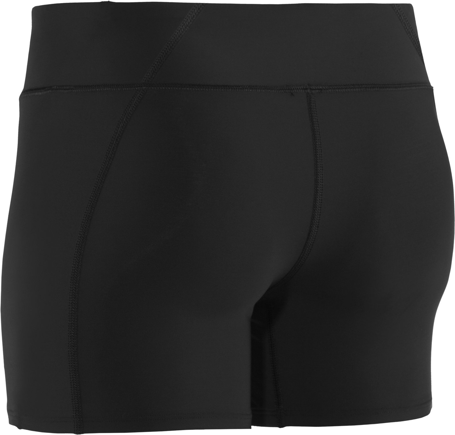 Women's UA Authentic Shorty, Black