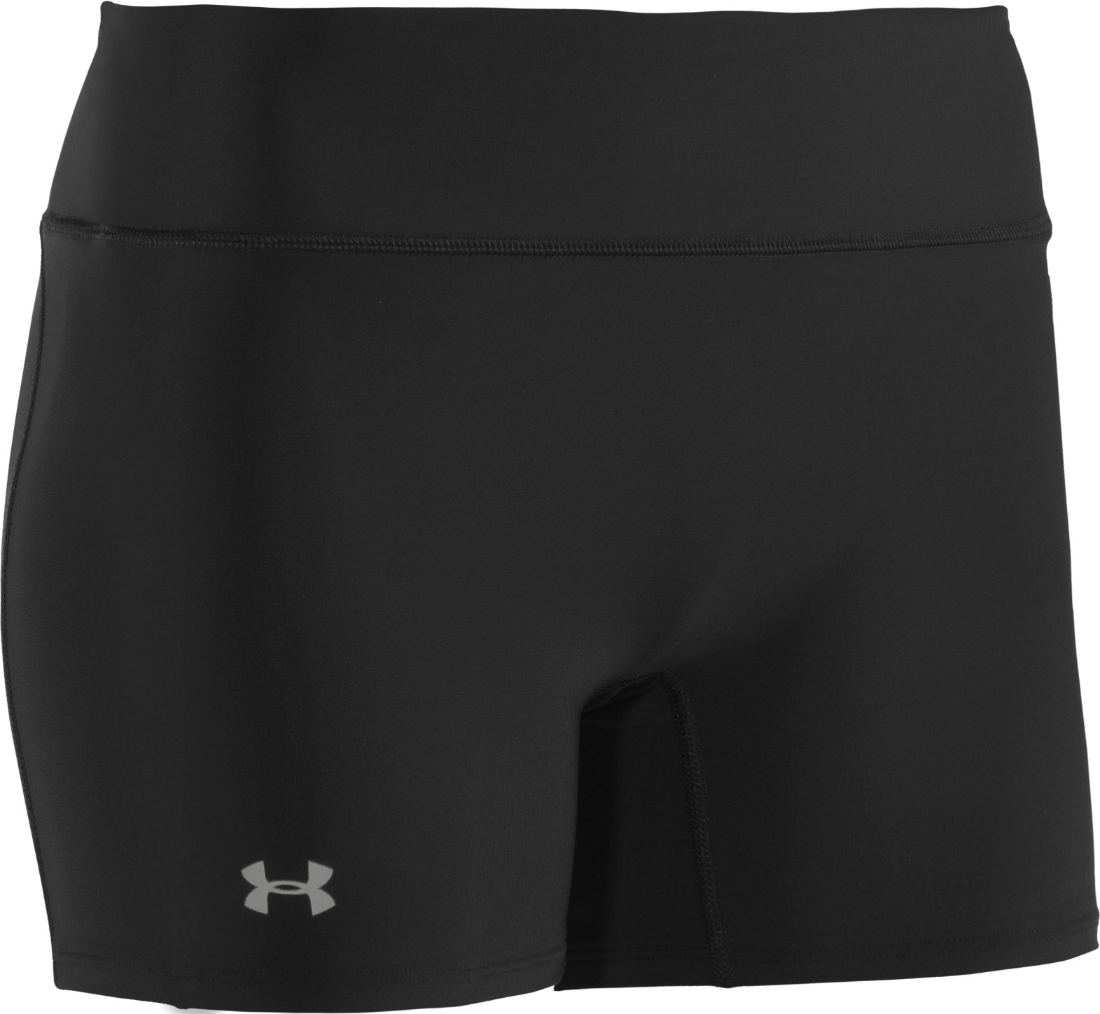 Women's UA Authentic Shorty, Black ,