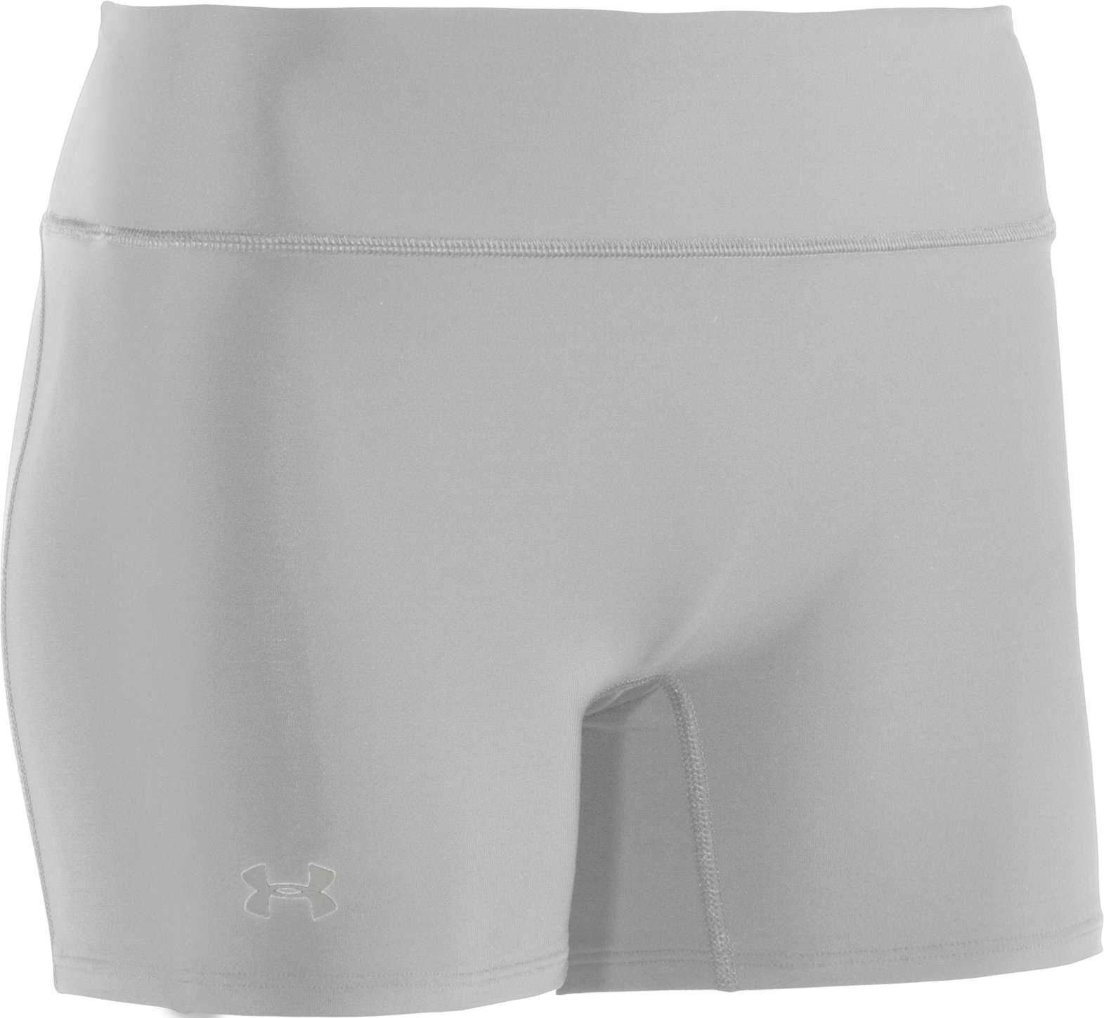 Women's UA Authentic Shorty, White