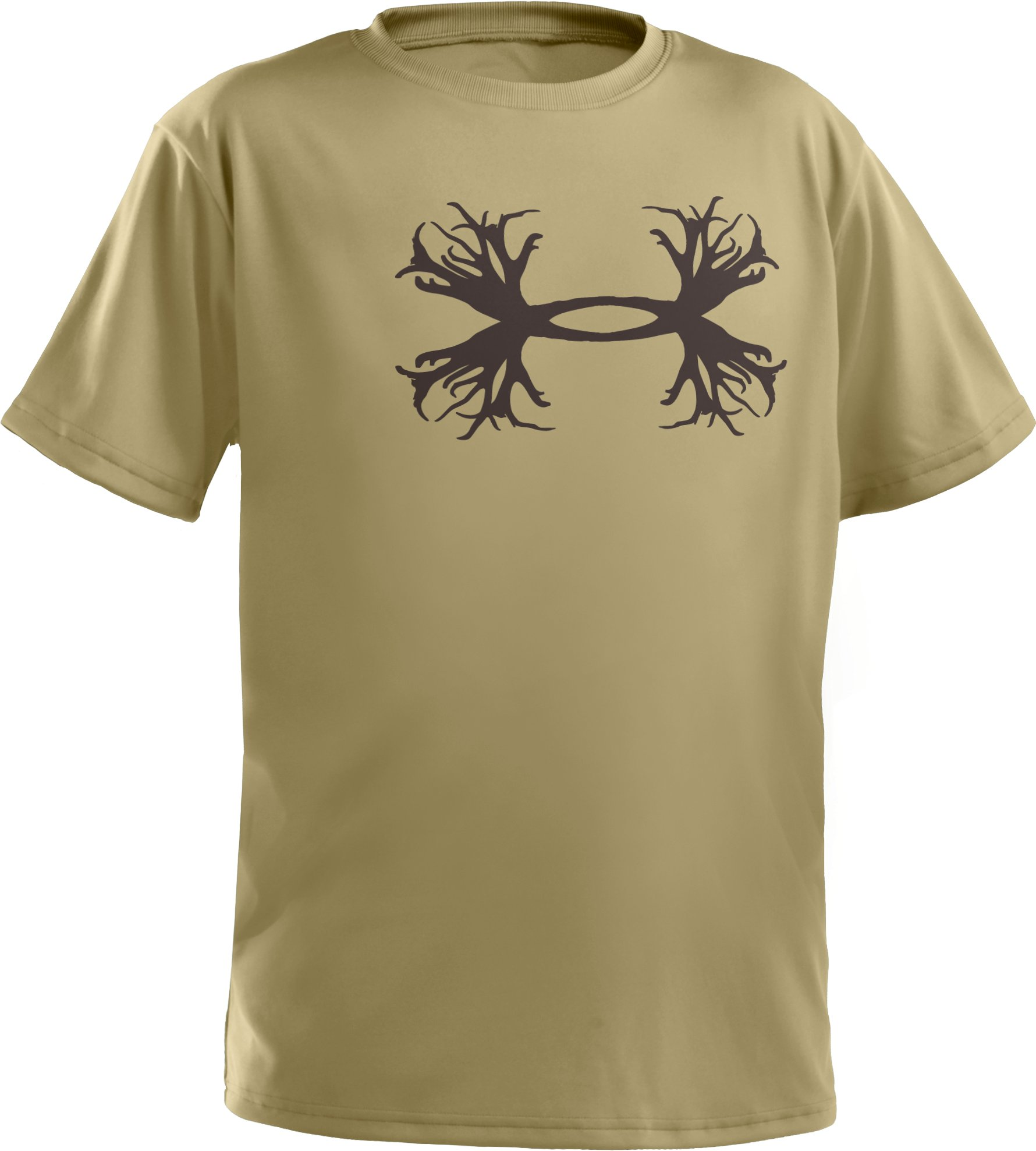 Boys' UA Antler Logo T-Shirt, TRAIL