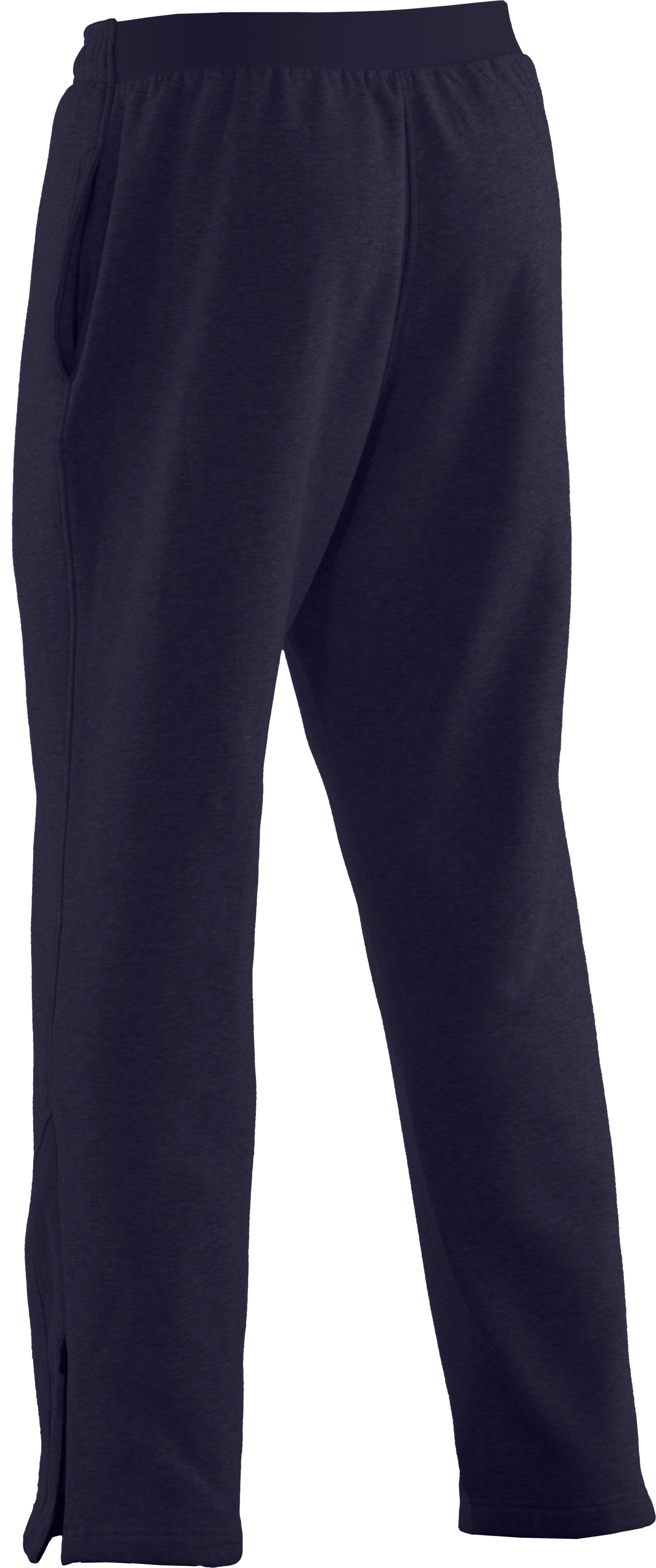 Men's Charged Cotton® Storm Sideline Pants, Midnight Navy, undefined