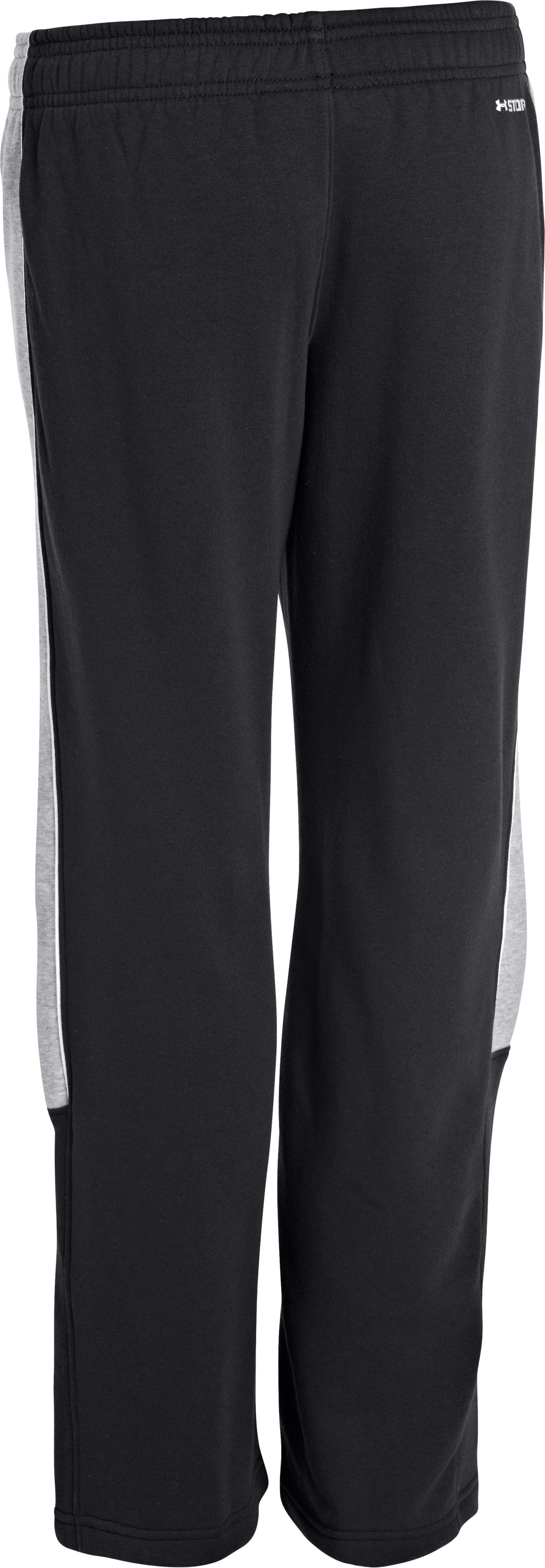 Boys' Charged Cotton® Storm Pants, Black