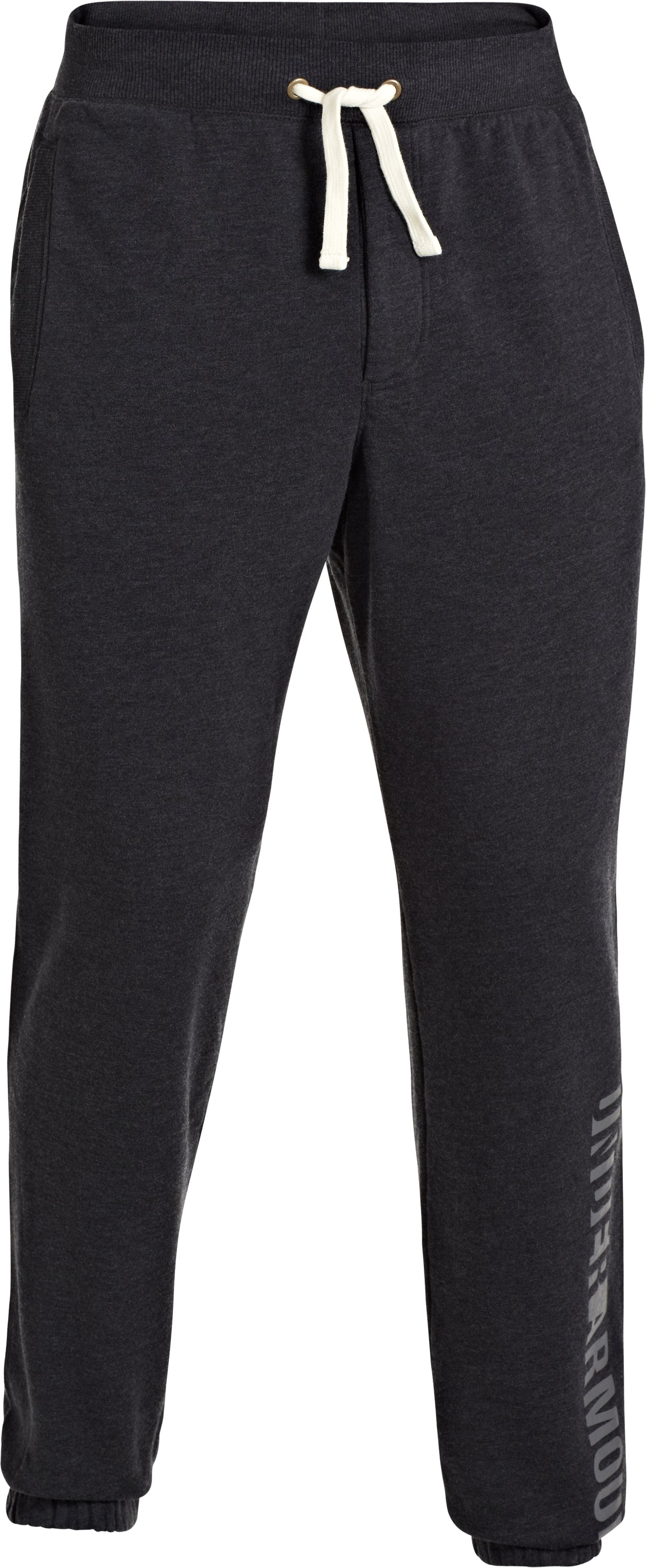 Men's Charged Cotton® Legacy Fleece Pants, Black