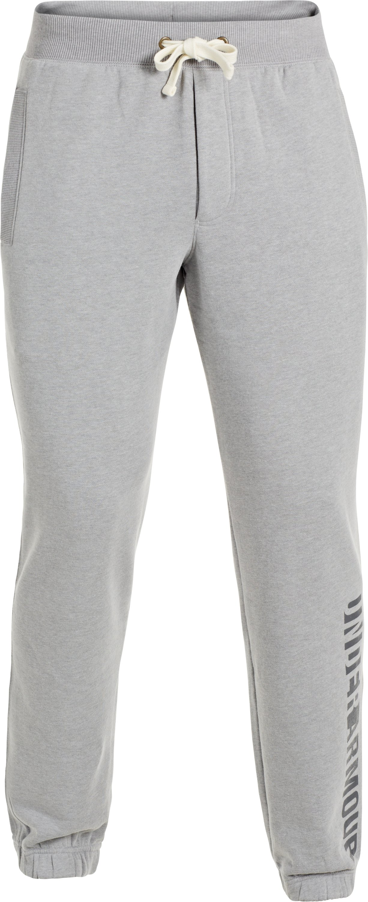 Men's Charged Cotton® Legacy Fleece Pants, True Gray Heather