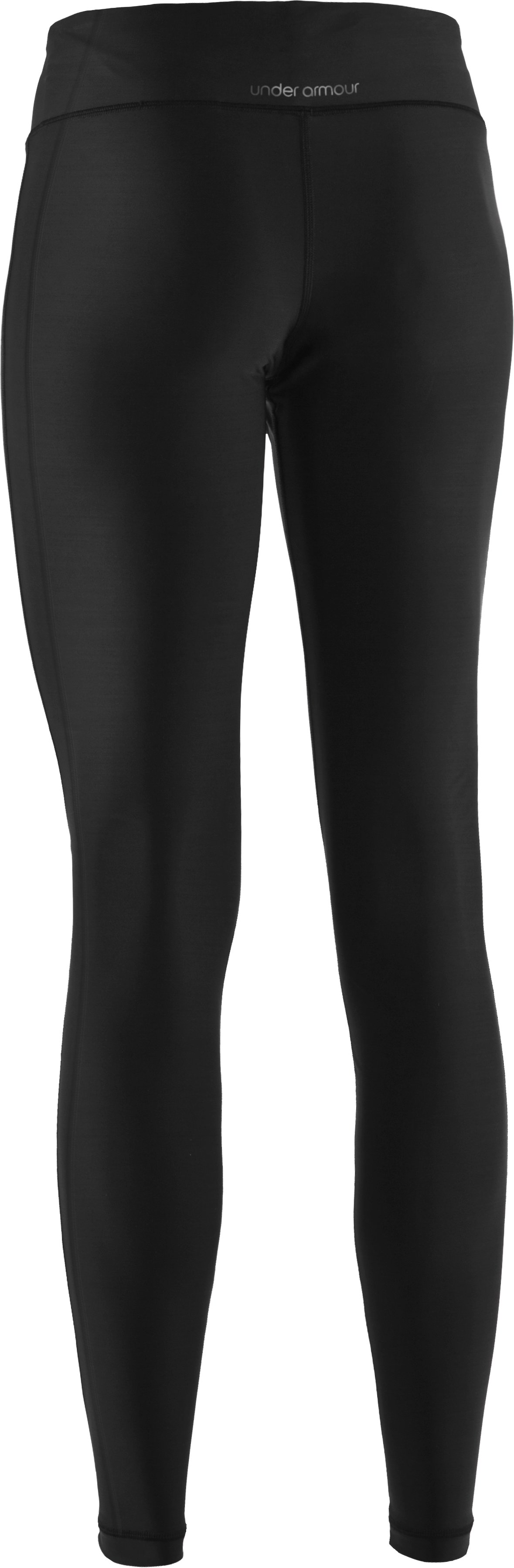 Women's UA Authentic ColdGear® Fitted Tight, Black