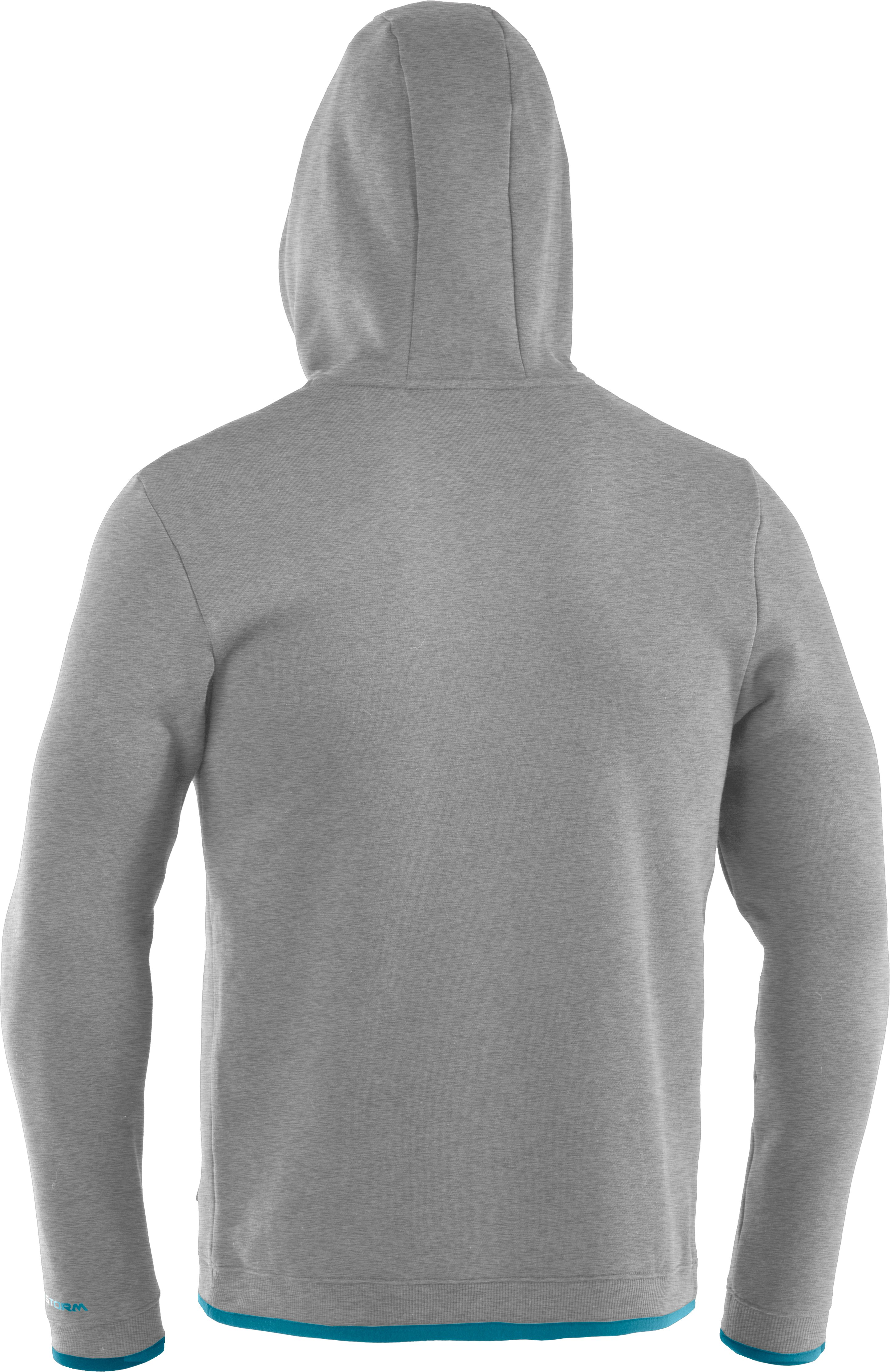 Men's C1N Charged Cotton® Storm Hoodie, True Gray Heather