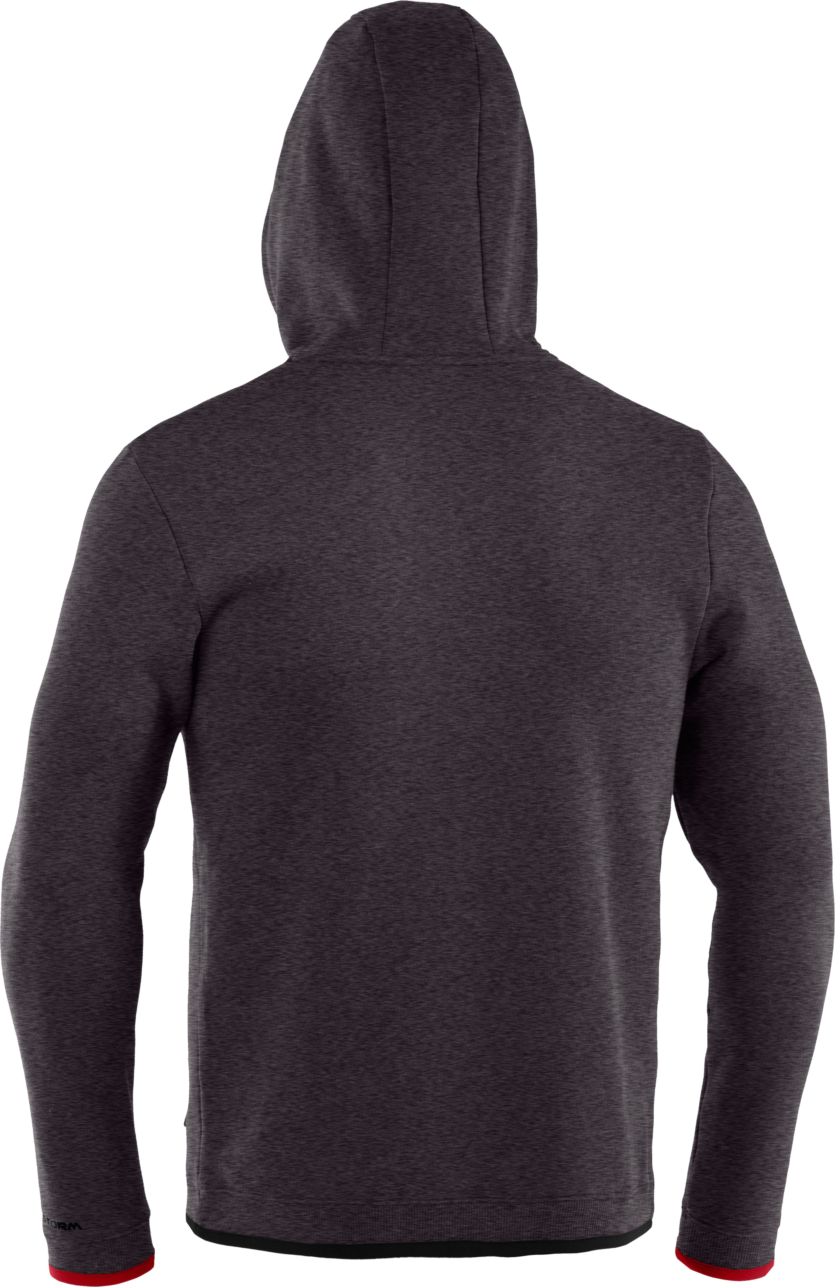 Men's C1N Charged Cotton® Storm Hoodie, Carbon Heather