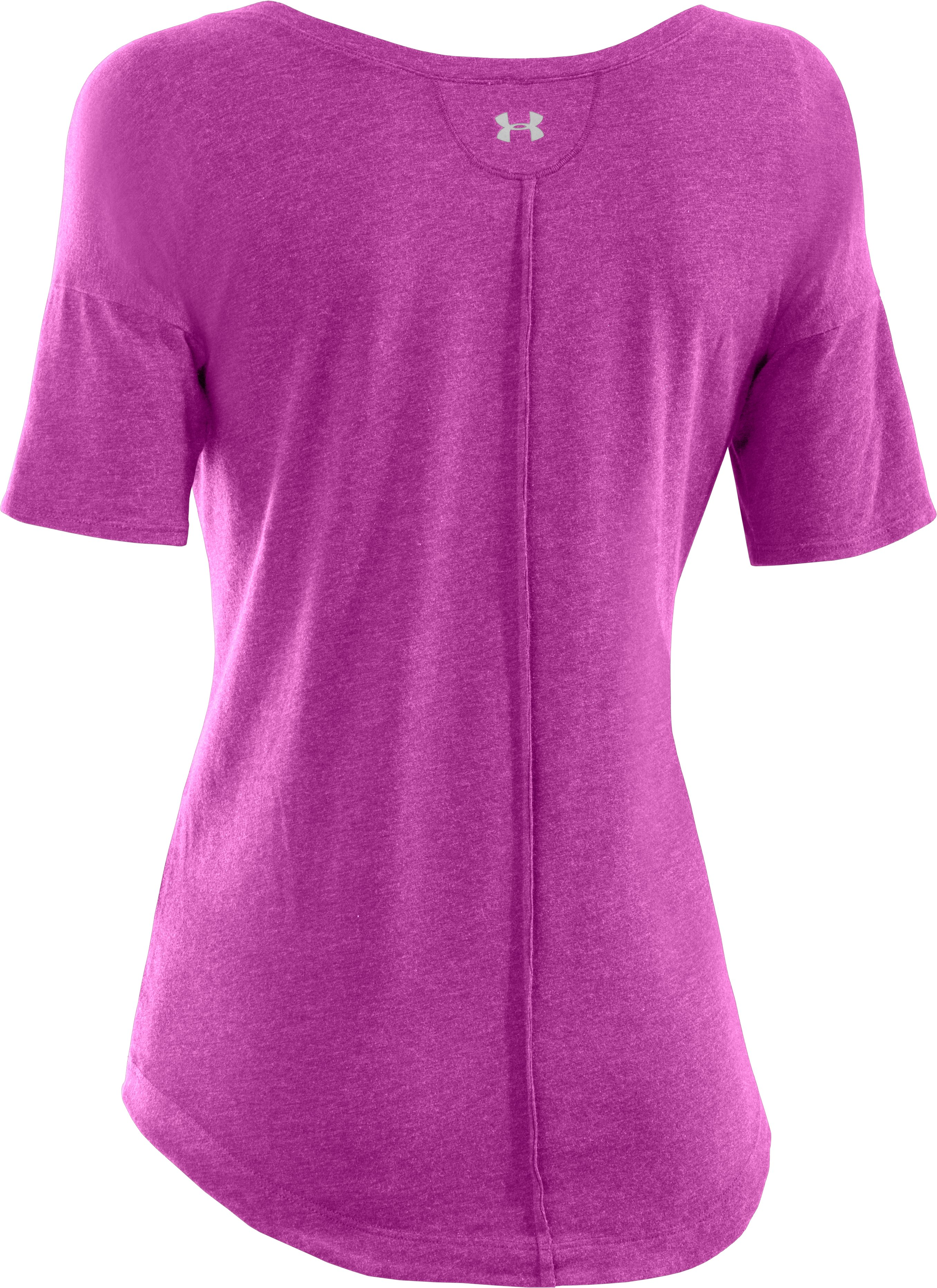 Women's UA Flow T-Shirt, STROBE