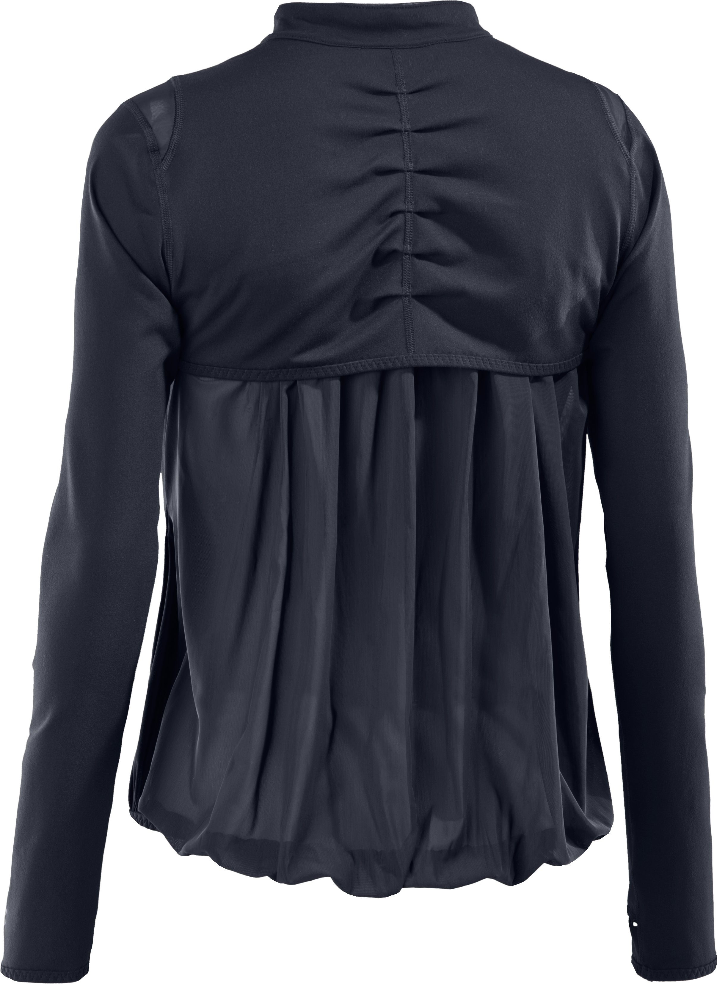 UA Studio Rave Jacket, ANTHRACITE