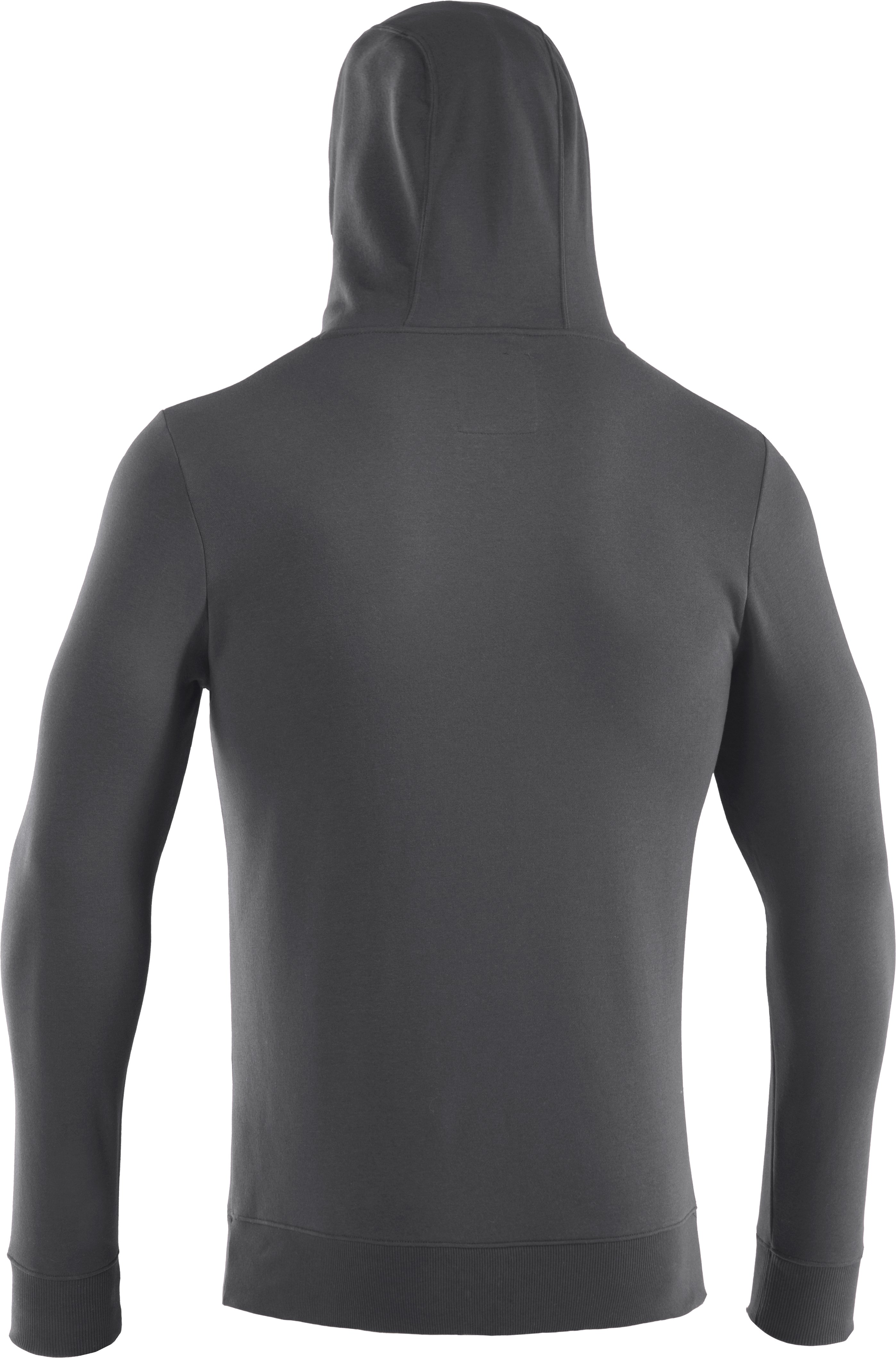 Men's Charged Cotton® Storm Battle Hoodie, Graphite
