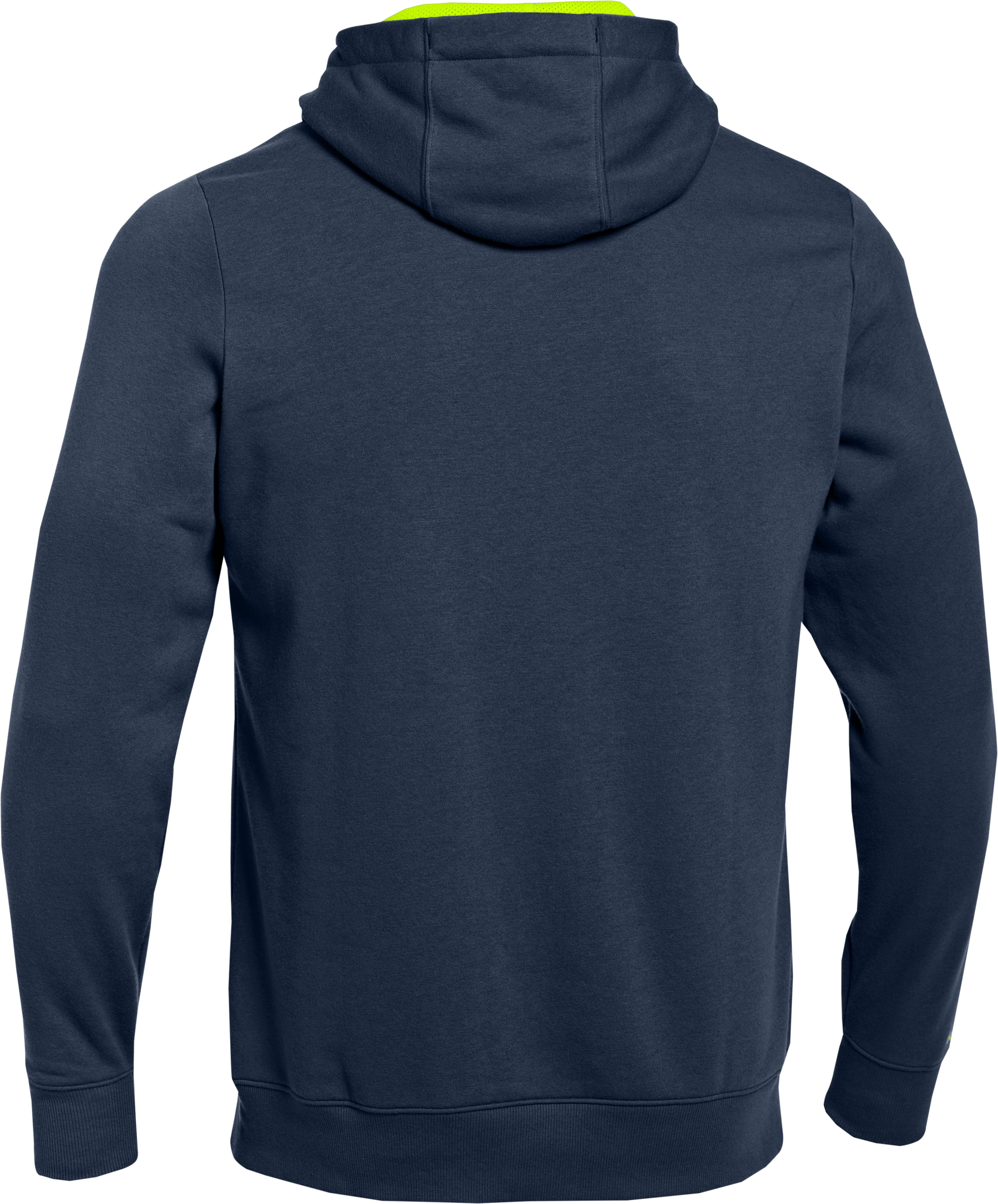 Men's Charged Cotton® Storm Battle Hoodie, Academy