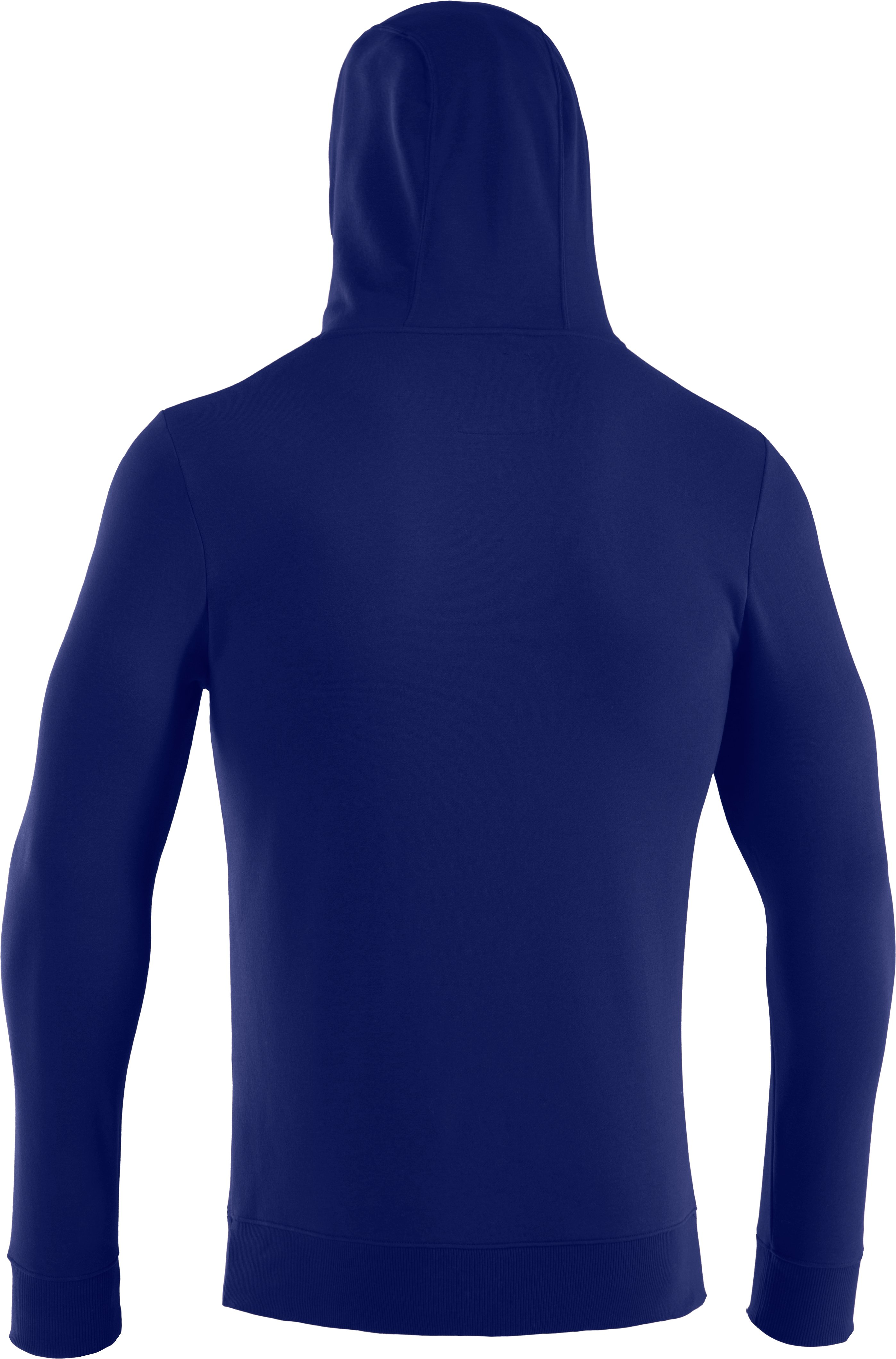 Men's Charged Cotton® Storm Battle Hoodie, Bauhaus Blue, undefined