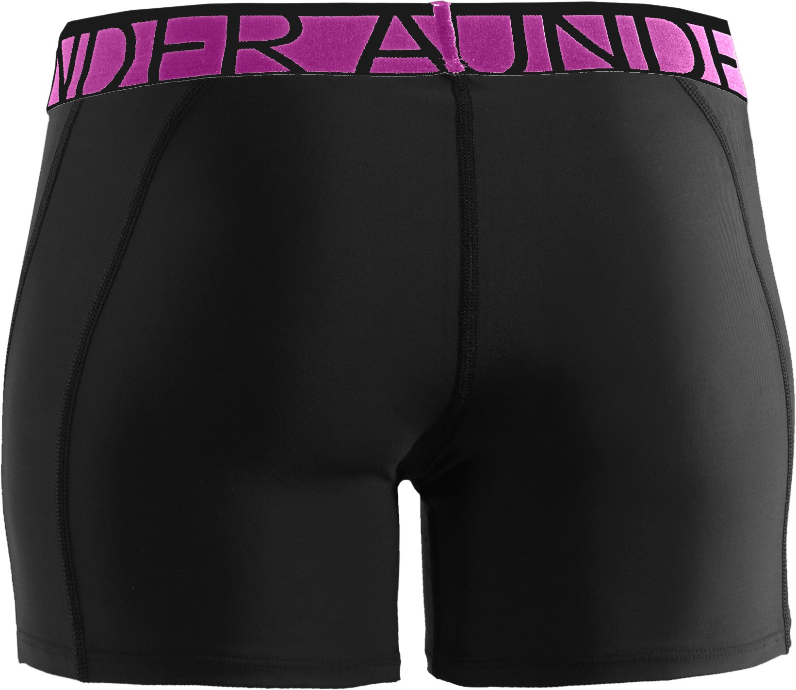 "Women's UA Still Gotta Have It 4"" Compression Shorts, Black"