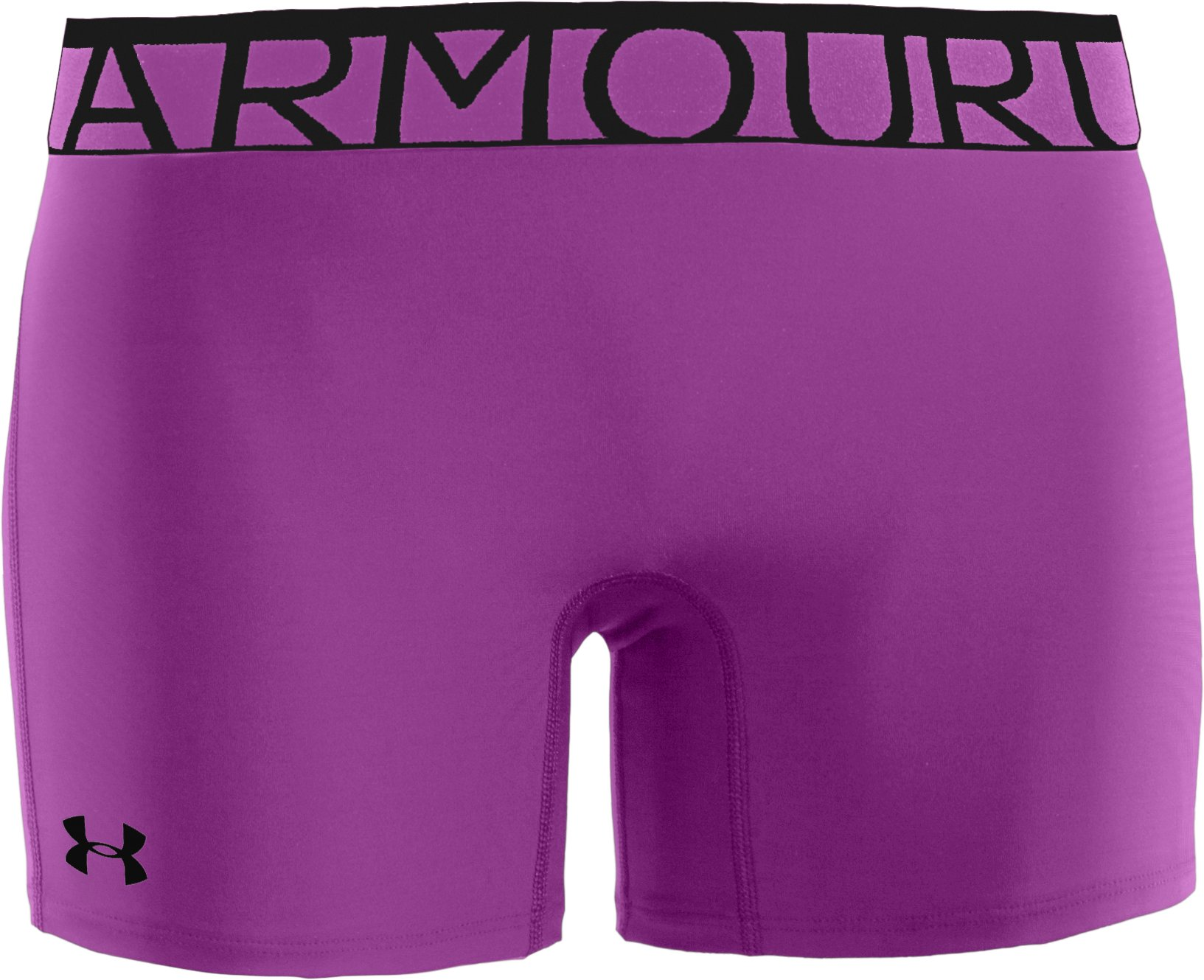 "Women's UA Still Gotta Have It 4"" Compression Shorts, EXOTIC BLOOM,"