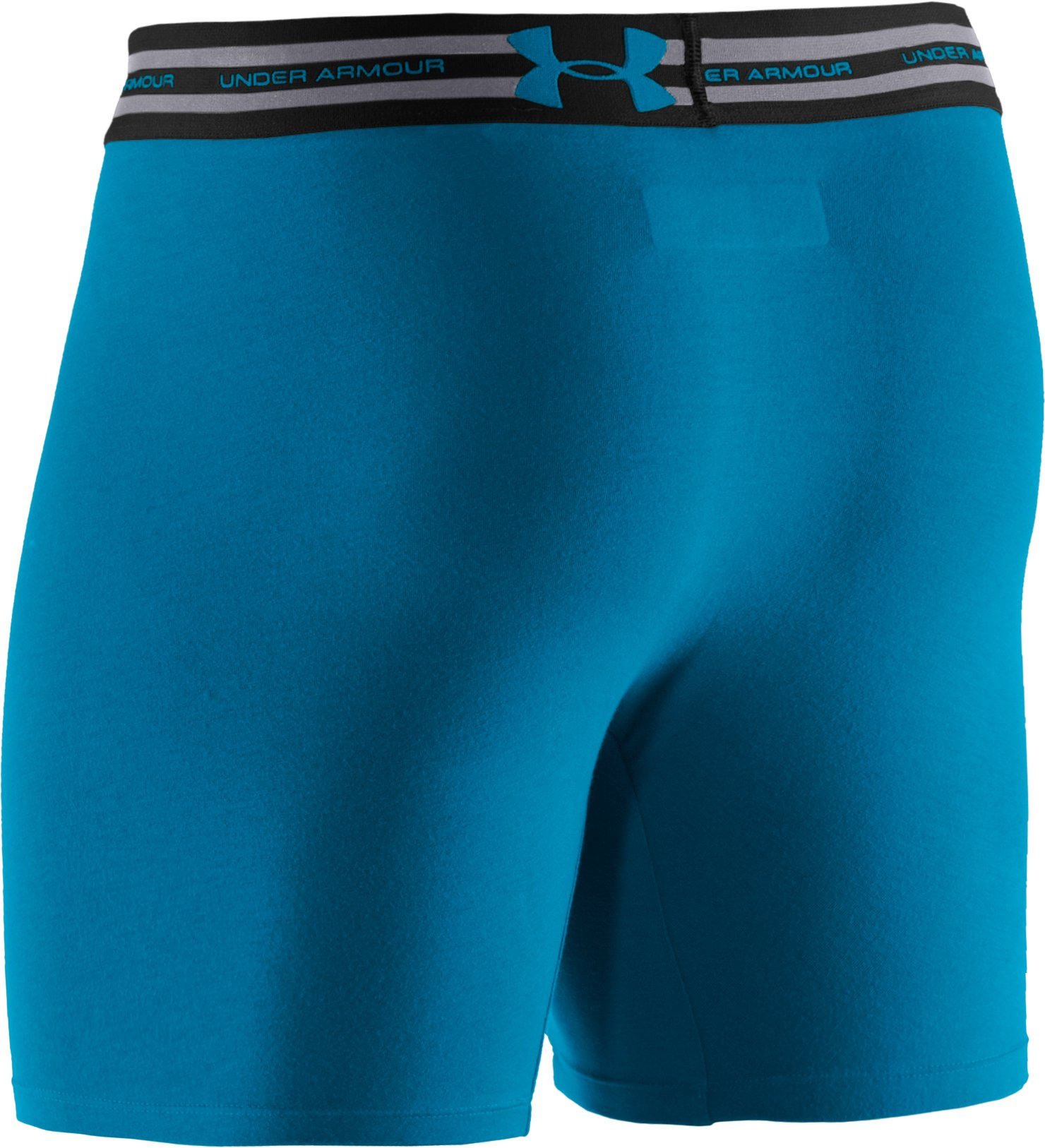 Men's Charged Cotton® Seasonal Boxerjock® Boxer Briefs, SNORKEL