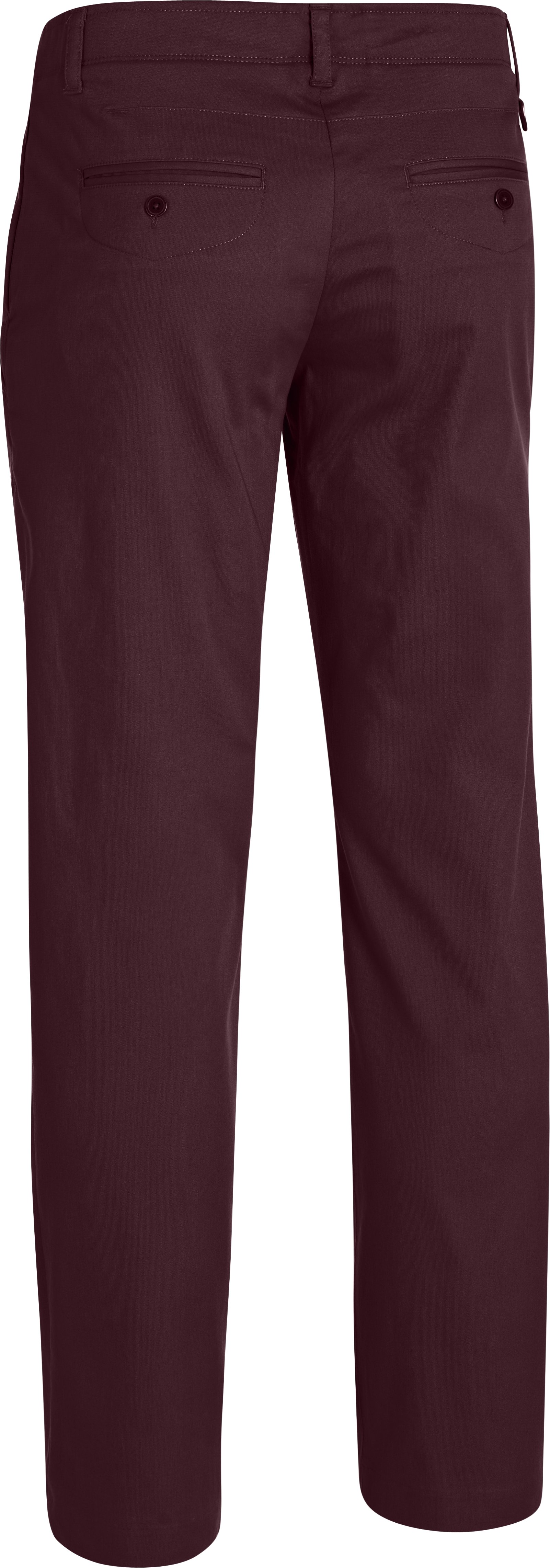 Men's UA Performance Chino, Ox Blood, undefined