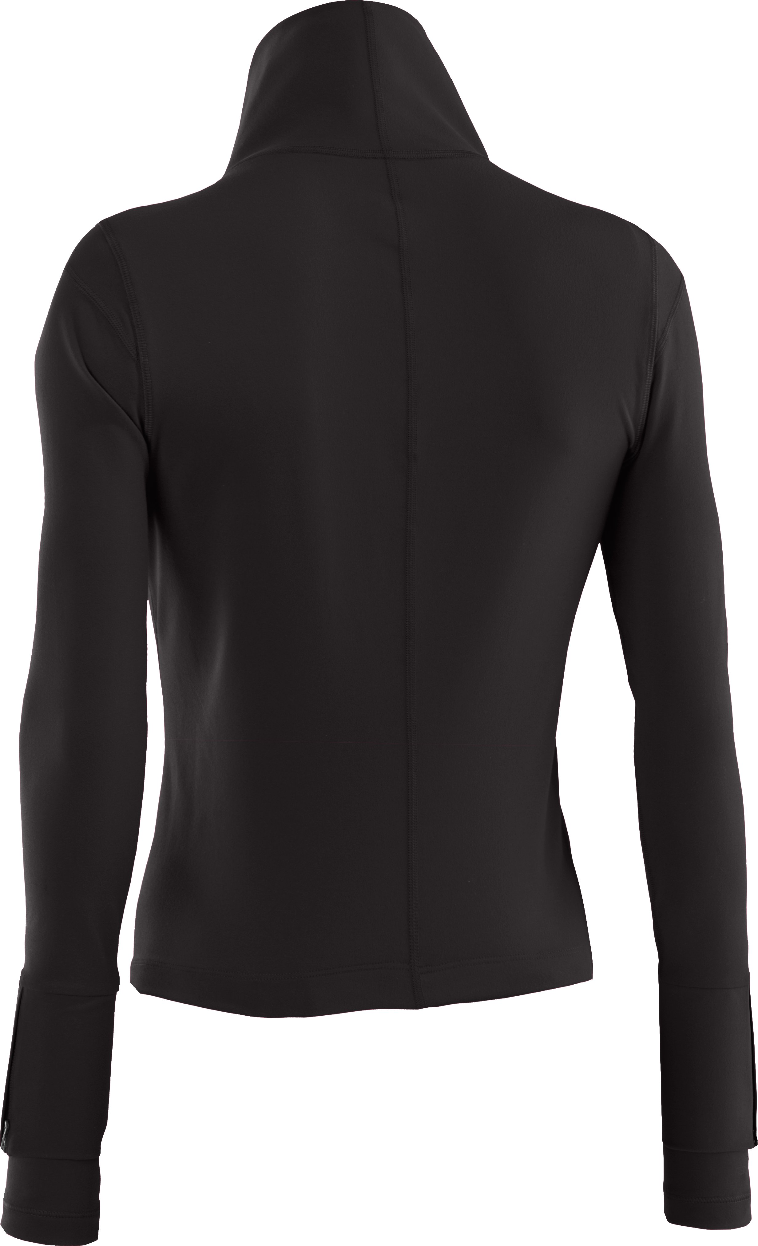 Women's UA StudioLux® Essential Jacket, Black